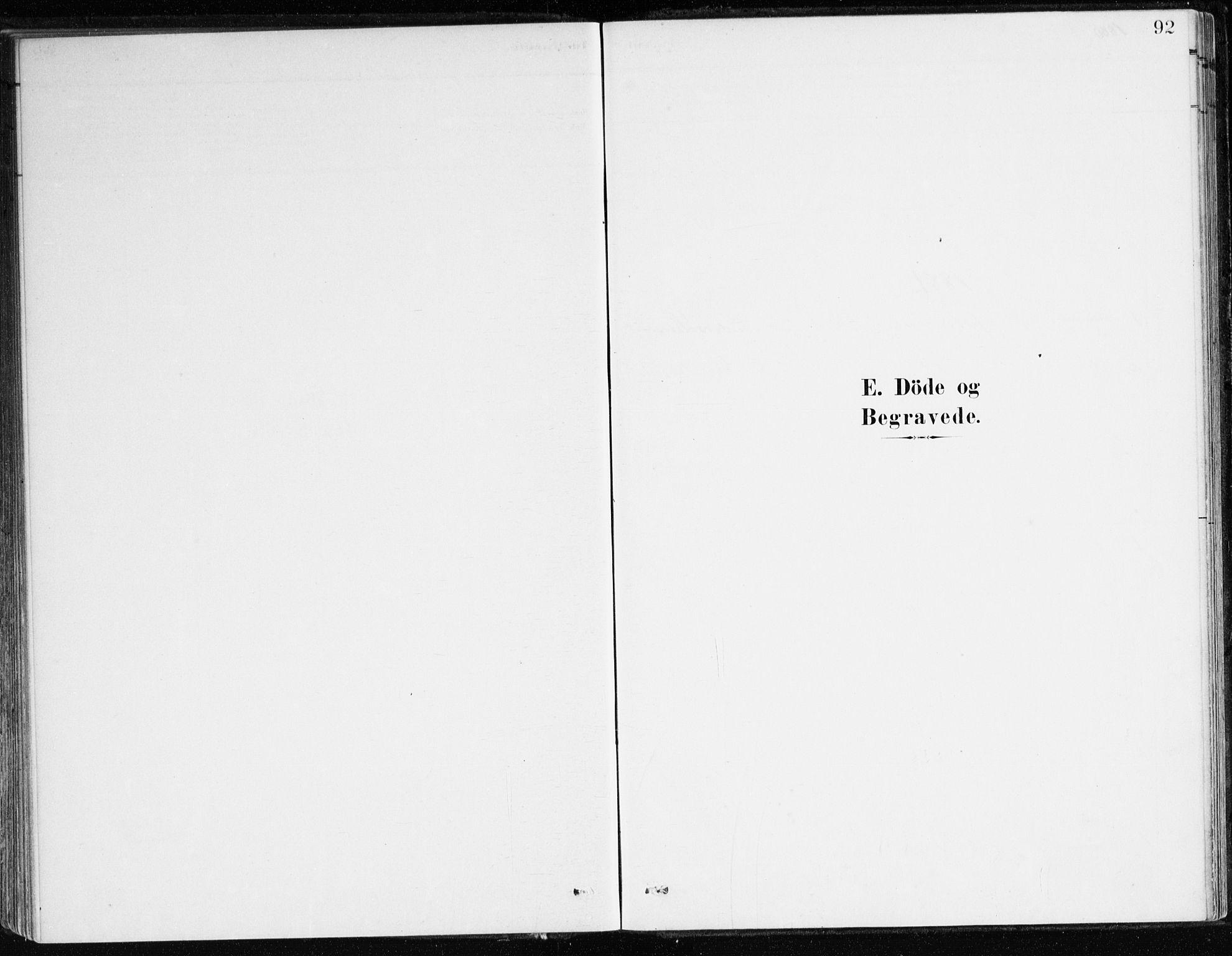 SAB, Aurland Sokneprestembete*, Parish register (official) no. C 1, 1880-1921, p. 92