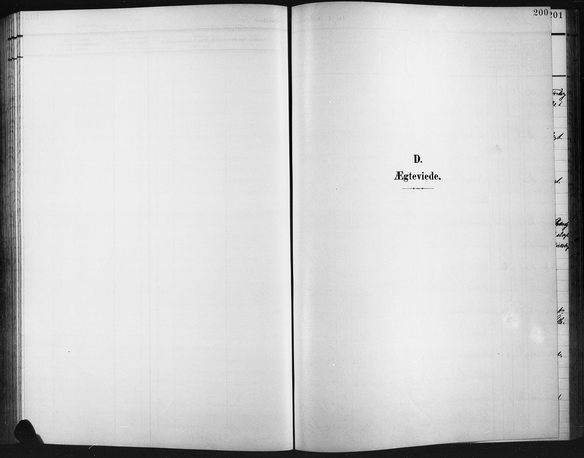 SAH, Fåberg prestekontor, H/Ha/Hab/L0012: Parish register (copy) no. 12, 1903-1924, p. 200
