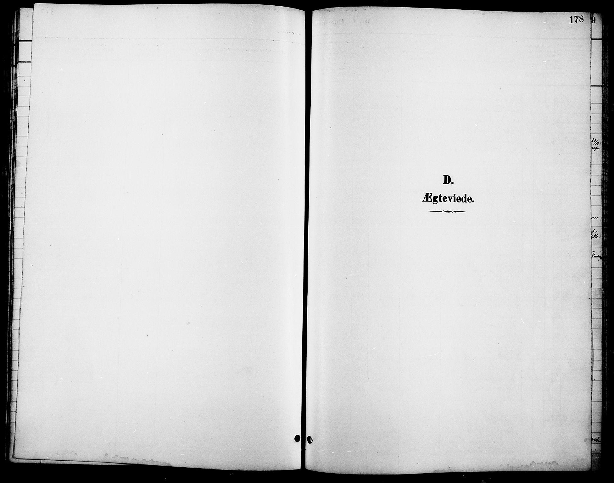 SAH, Lesja prestekontor, Parish register (copy) no. 7, 1895-1919, p. 178