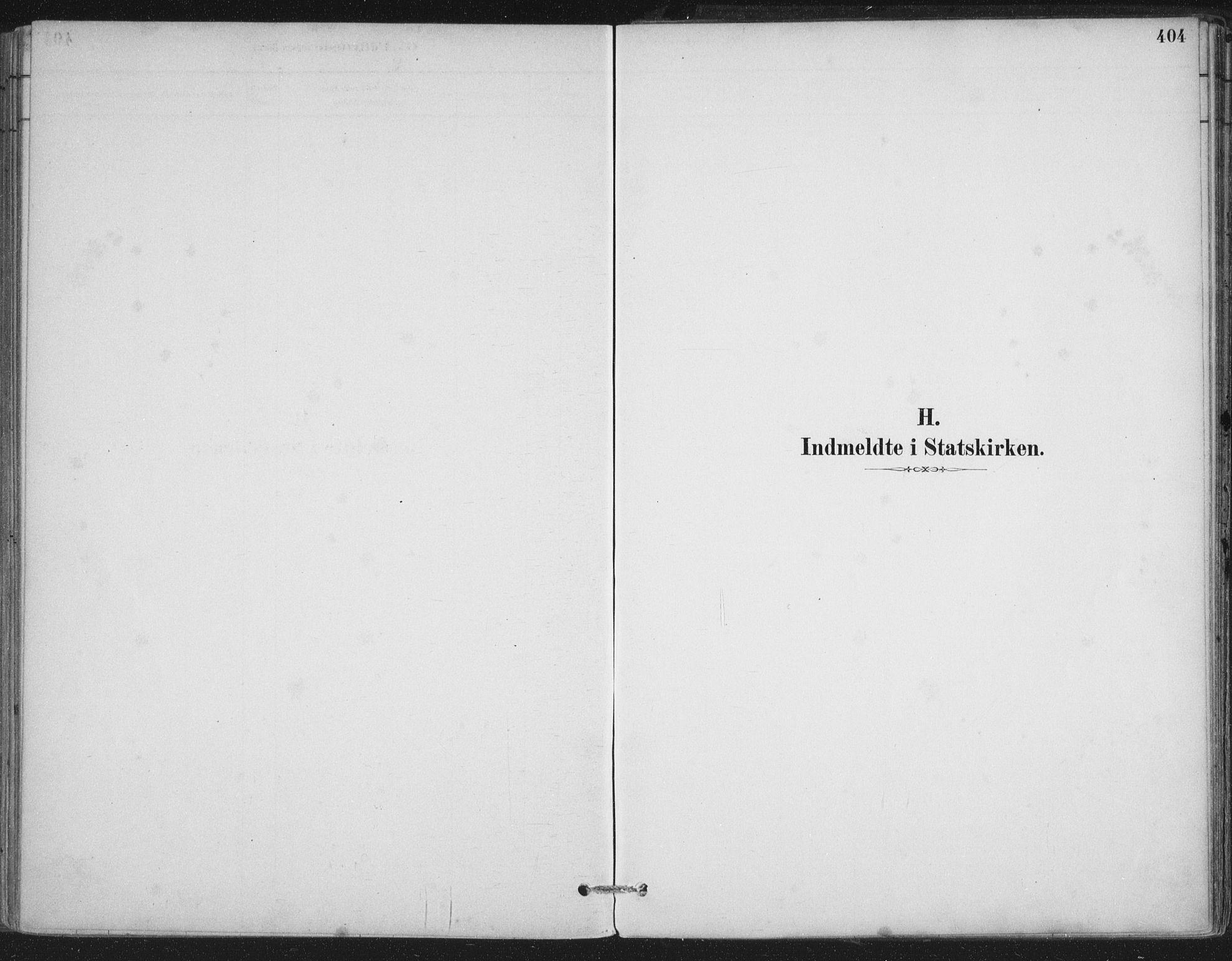 SAT, Ministerialprotokoller, klokkerbøker og fødselsregistre - Nordland, 888/L1244: Parish register (official) no. 888A10, 1880-1890, p. 404
