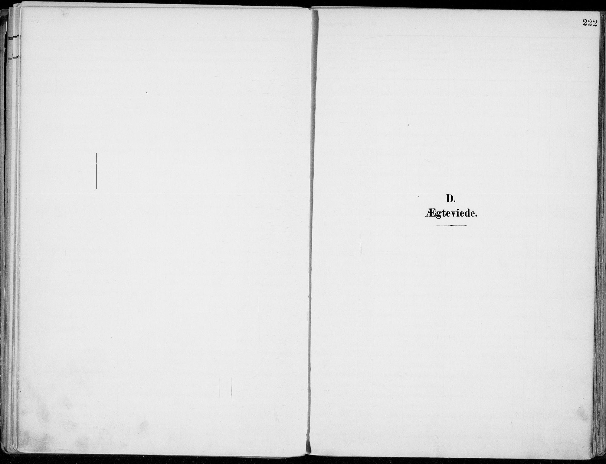 SAH, Lillehammer prestekontor, H/Ha/Haa/L0001: Parish register (official) no. 1, 1901-1916, p. 222
