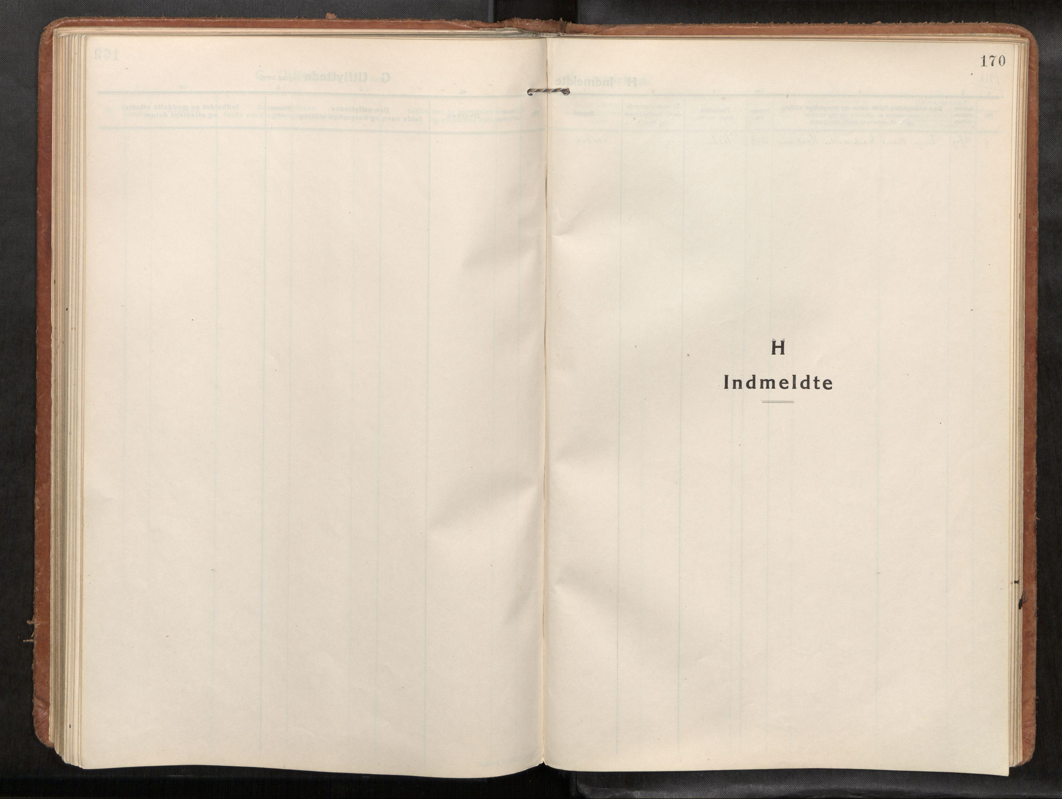 SAT, Verdal sokneprestkontor*, Parish register (official) no. 1, 1916-1928, p. 170