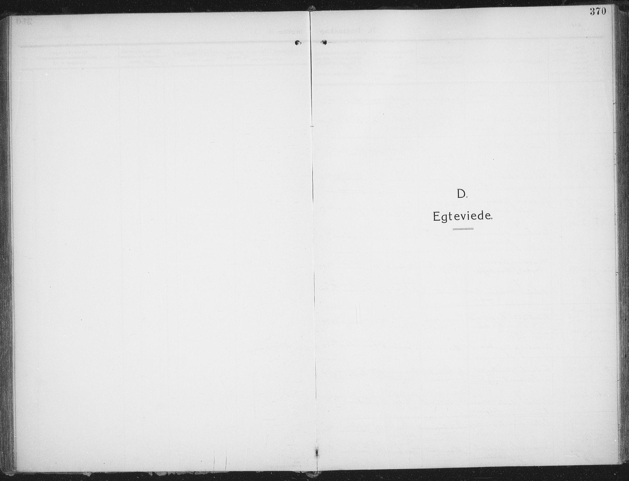SATØ, Trondenes sokneprestkontor, H/Ha/L0018kirke: Parish register (official) no. 18, 1909-1918, p. 370