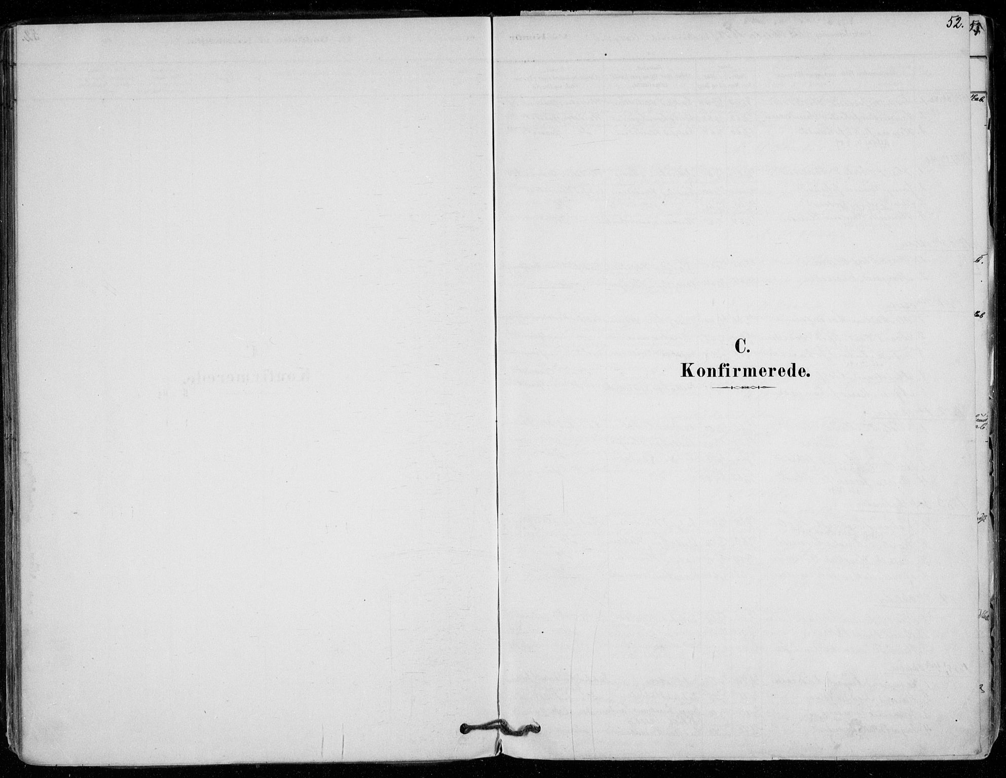 SAO, Vestby prestekontor Kirkebøker, F/Fd/L0001: Parish register (official) no. IV 1, 1878-1945, p. 52