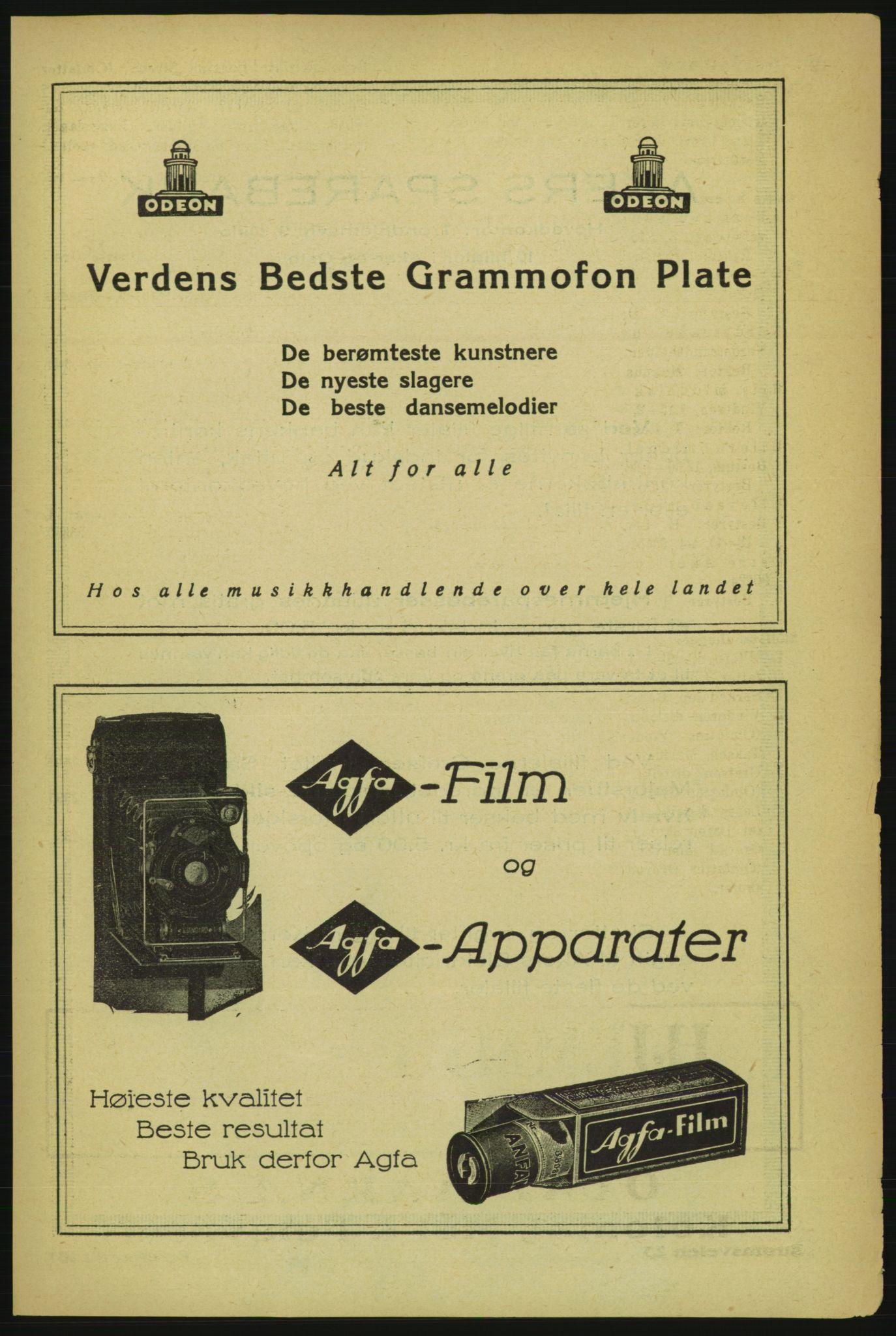 RA, Aker adressebok/adressekalender (publikasjon)*, 1929, p. 13