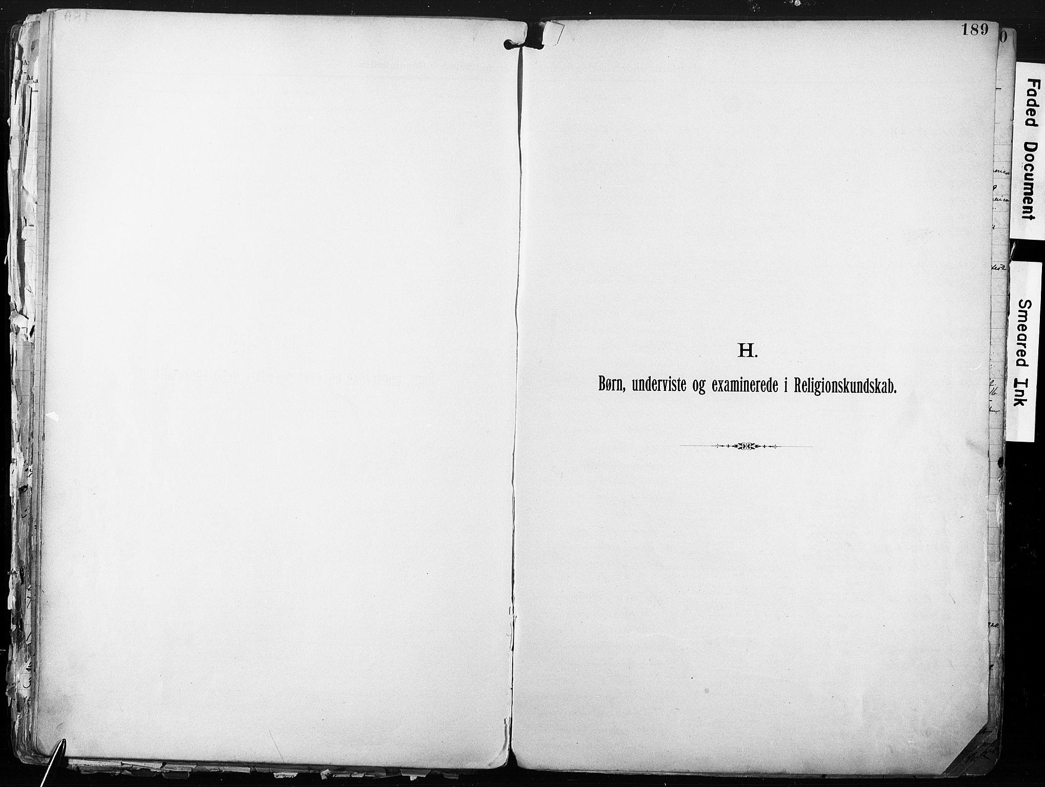 SAO, Sarpsborg metodistkirke, A/L0004: Dissenter register no. 4, 1892-1923, p. 189