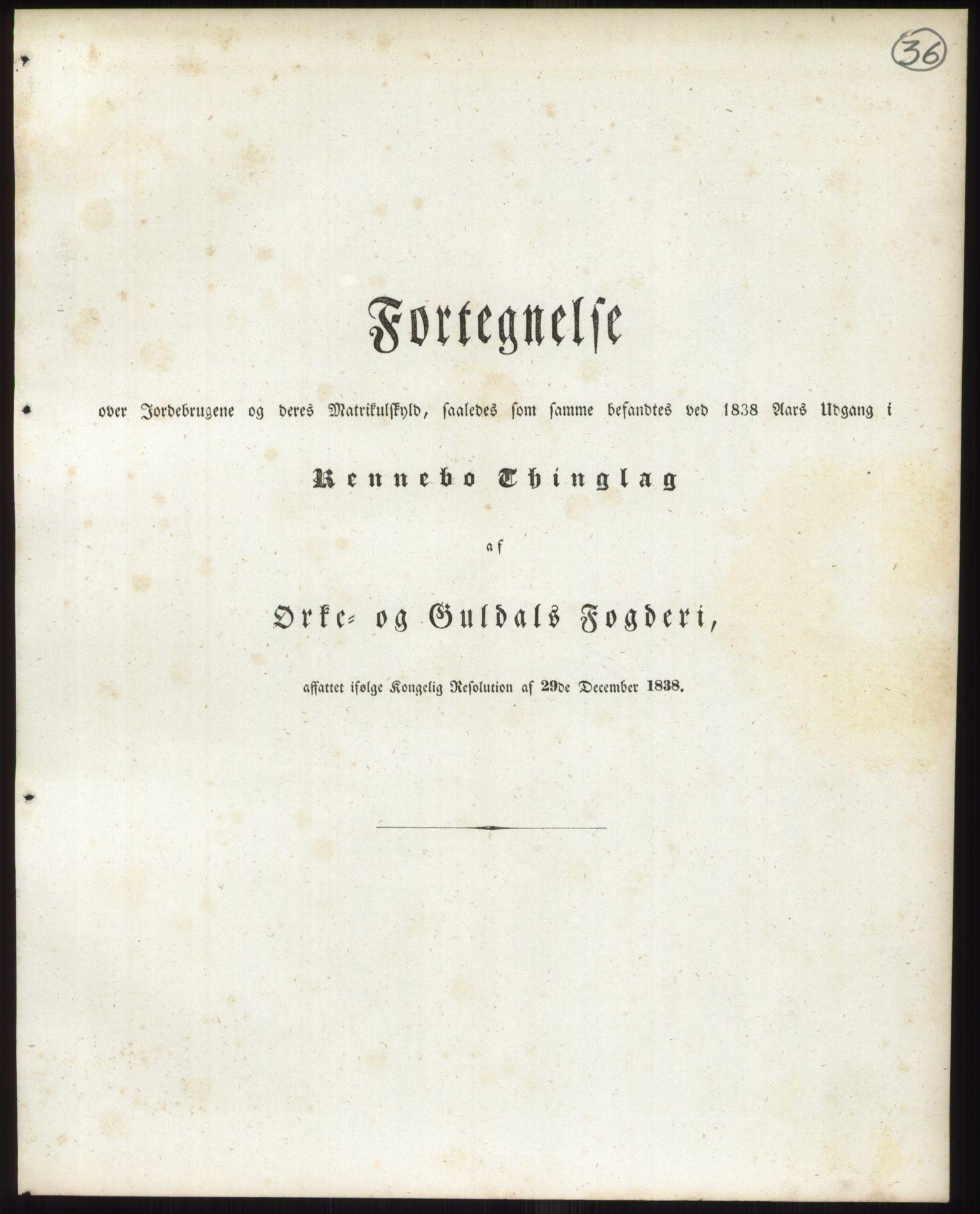PUBL, Andre publikasjoner, -/Bind 15: Søndre Trondhjems amt, 1838, p. 61