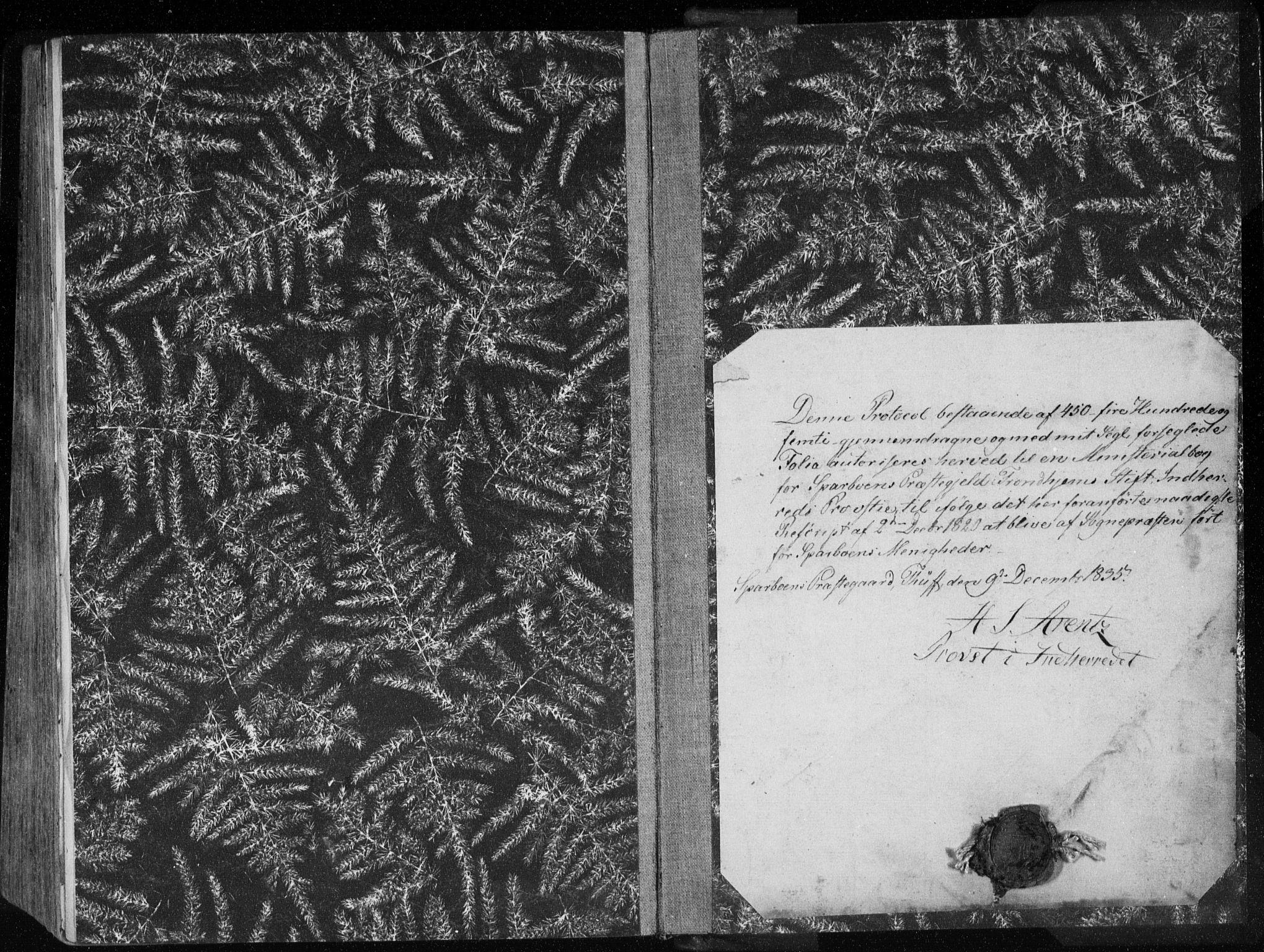 SAT, Ministerialprotokoller, klokkerbøker og fødselsregistre - Nord-Trøndelag, 735/L0339: Parish register (official) no. 735A06 /1, 1836-1848