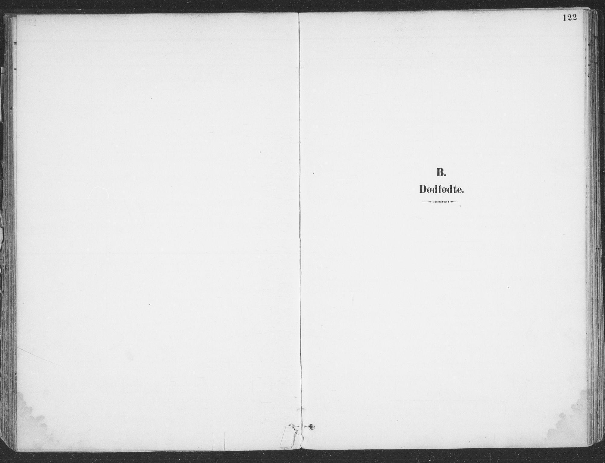 SATØ, Vadsø sokneprestkontor, H/Ha/L0007kirke: Parish register (official) no. 7, 1896-1916, p. 122