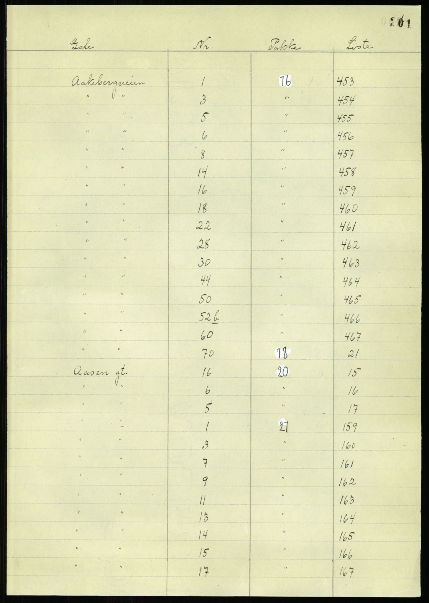 RA, 1885 census for 0301 Kristiania, 1885, p. 203