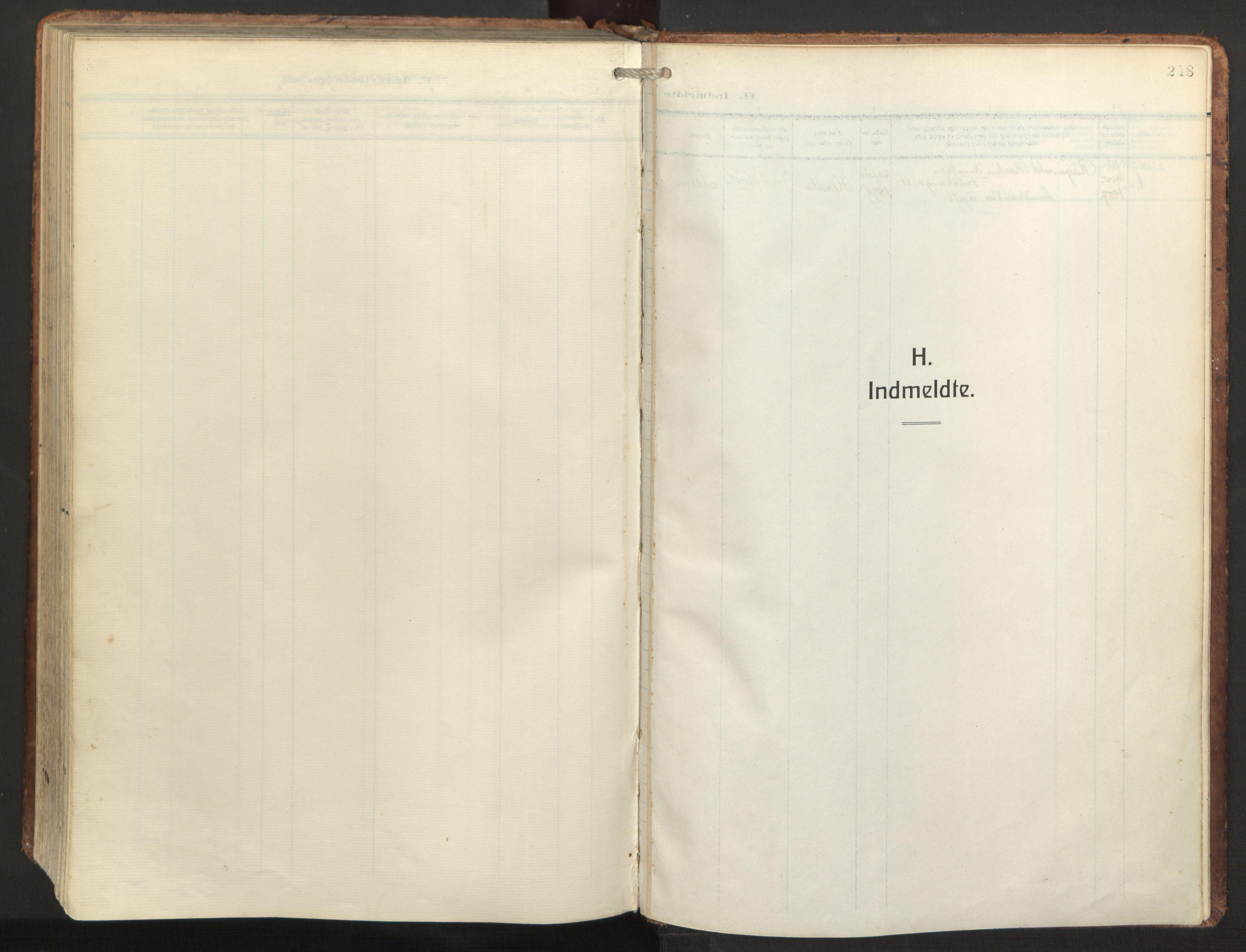 SAB, Herdla Sokneprestembete, H/Haa: Parish register (official) no. A 6, 1918-1933, p. 248