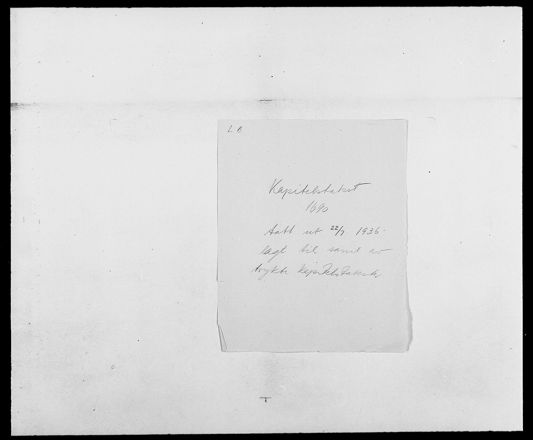 RA, Rentekammeret inntil 1814, Reviderte regnskaper, Fogderegnskap, R01/L0010: Fogderegnskap Idd og Marker, 1690-1691, p. 184