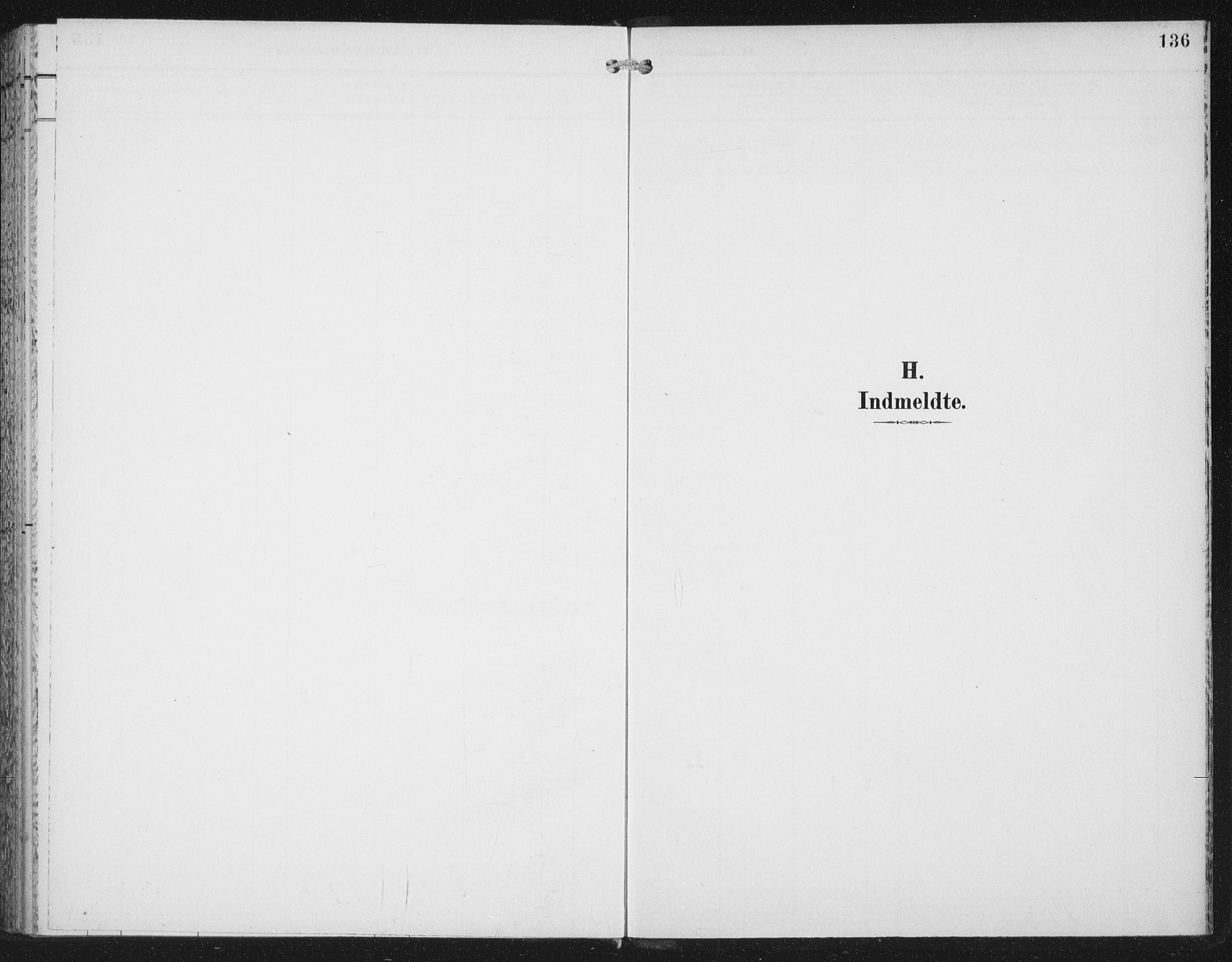 SAT, Ministerialprotokoller, klokkerbøker og fødselsregistre - Nord-Trøndelag, 702/L0024: Parish register (official) no. 702A02, 1898-1914, p. 136