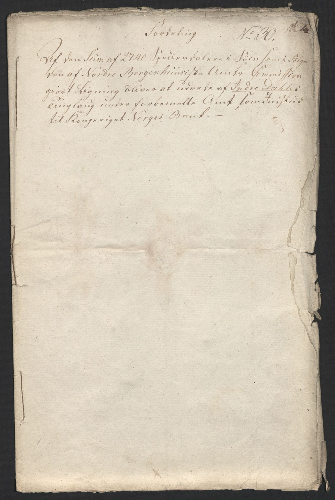NOBA, Norges Bank/Sølvskatten 1816*, 1816-1828, p. 142