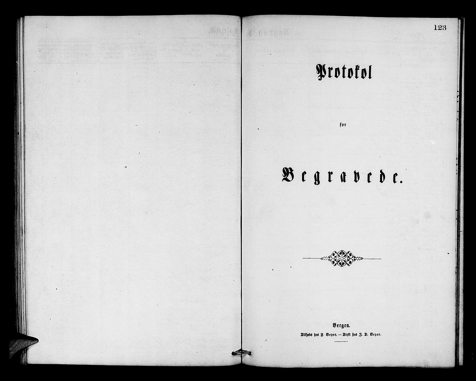 SAB, Os sokneprestembete*, Parish register (copy) no. A 1, 1869-1879, p. 123