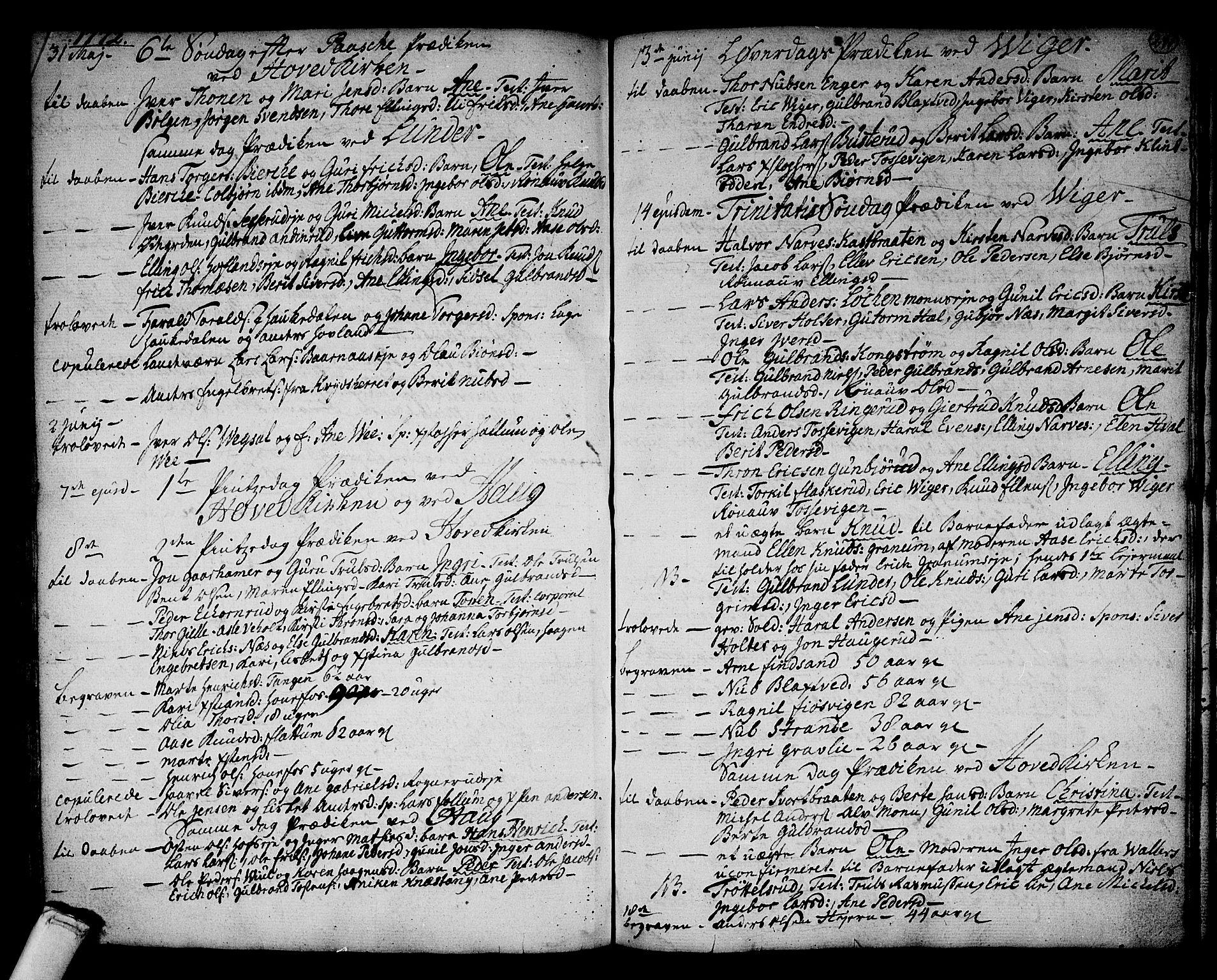 SAKO, Norderhov kirkebøker, F/Fa/L0004: Parish register (official) no. 4, 1758-1774, p. 241
