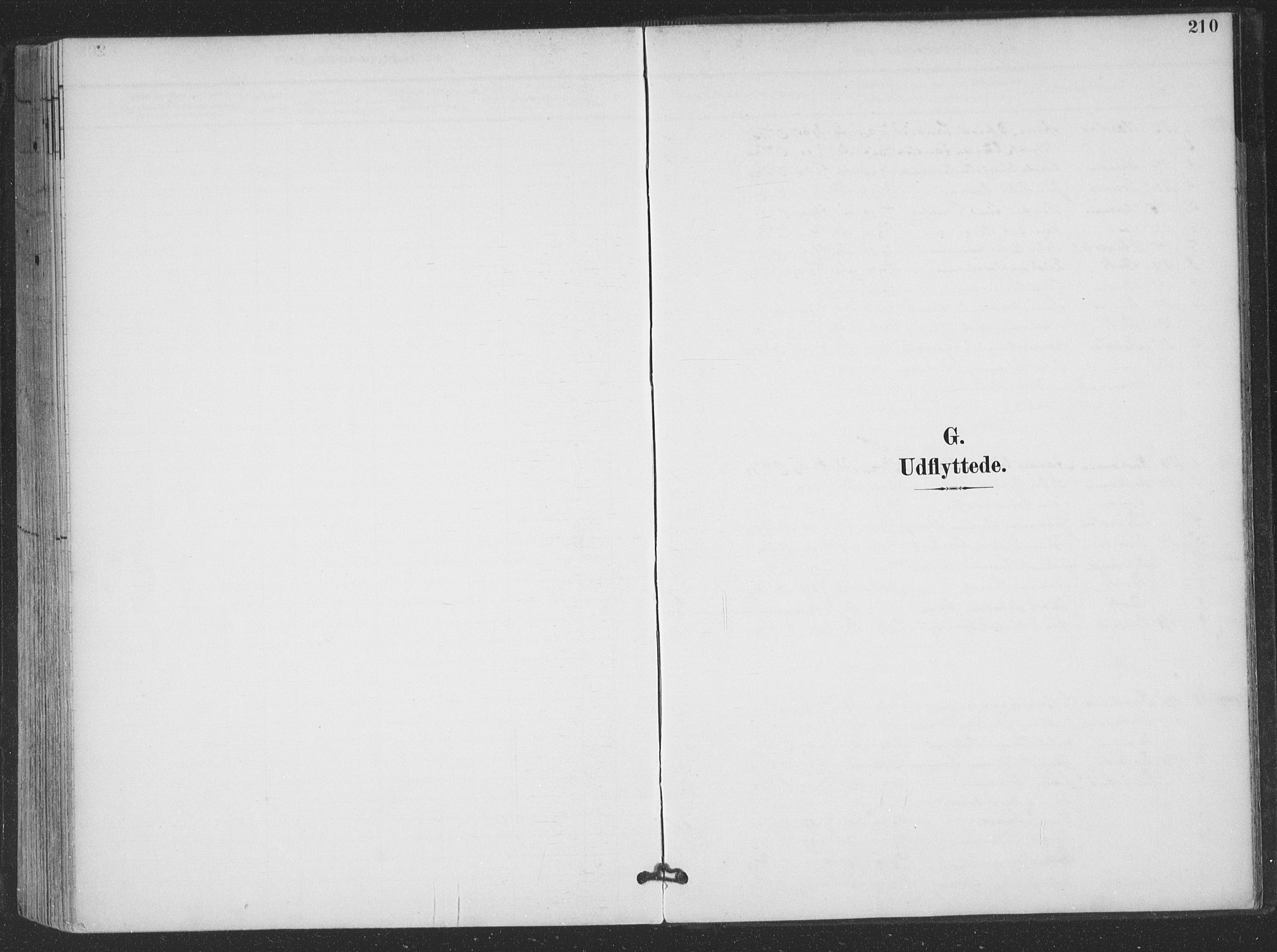 SAT, Ministerialprotokoller, klokkerbøker og fødselsregistre - Nordland, 866/L0939: Parish register (official) no. 866A02, 1894-1906, p. 210