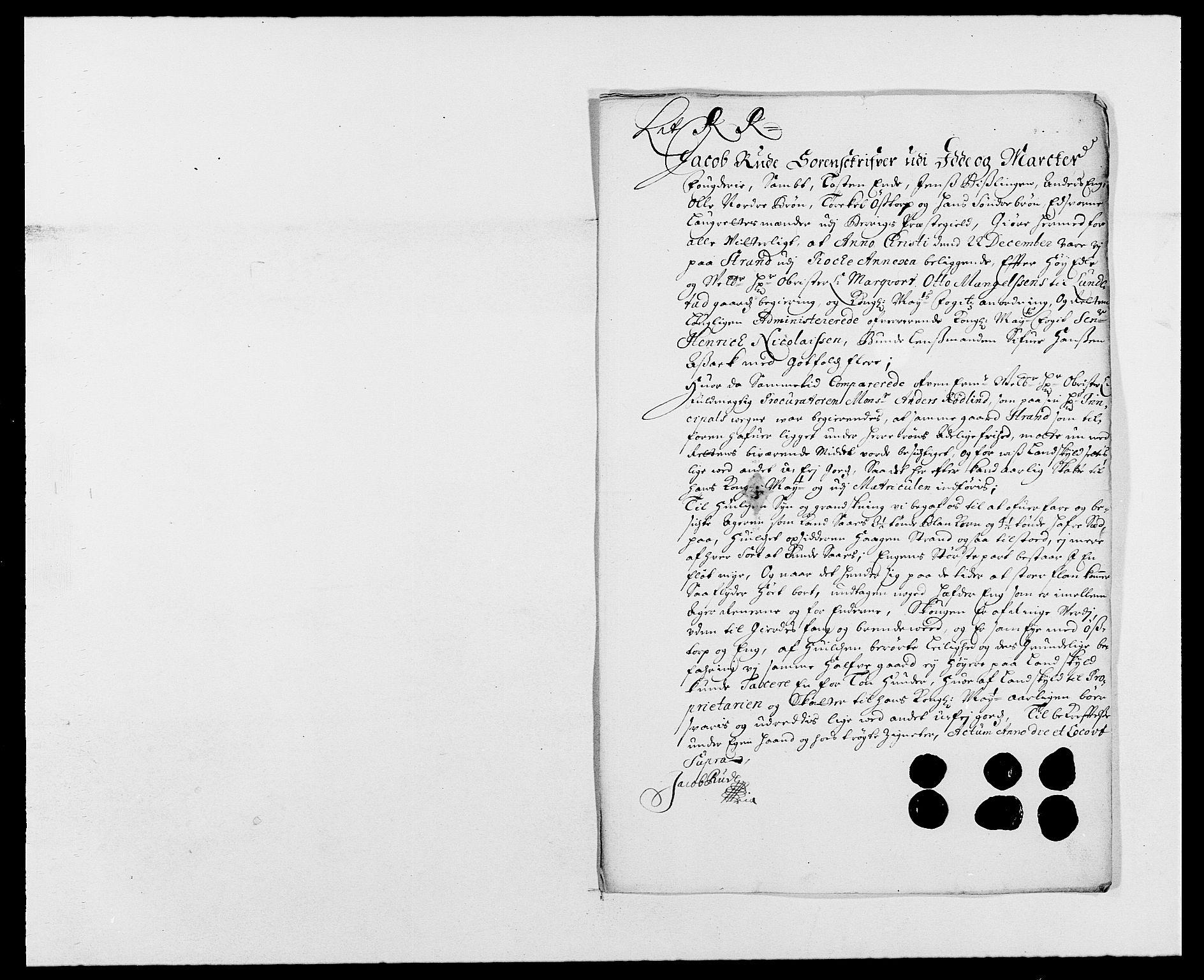 RA, Rentekammeret inntil 1814, Reviderte regnskaper, Fogderegnskap, R01/L0010: Fogderegnskap Idd og Marker, 1690-1691, p. 425