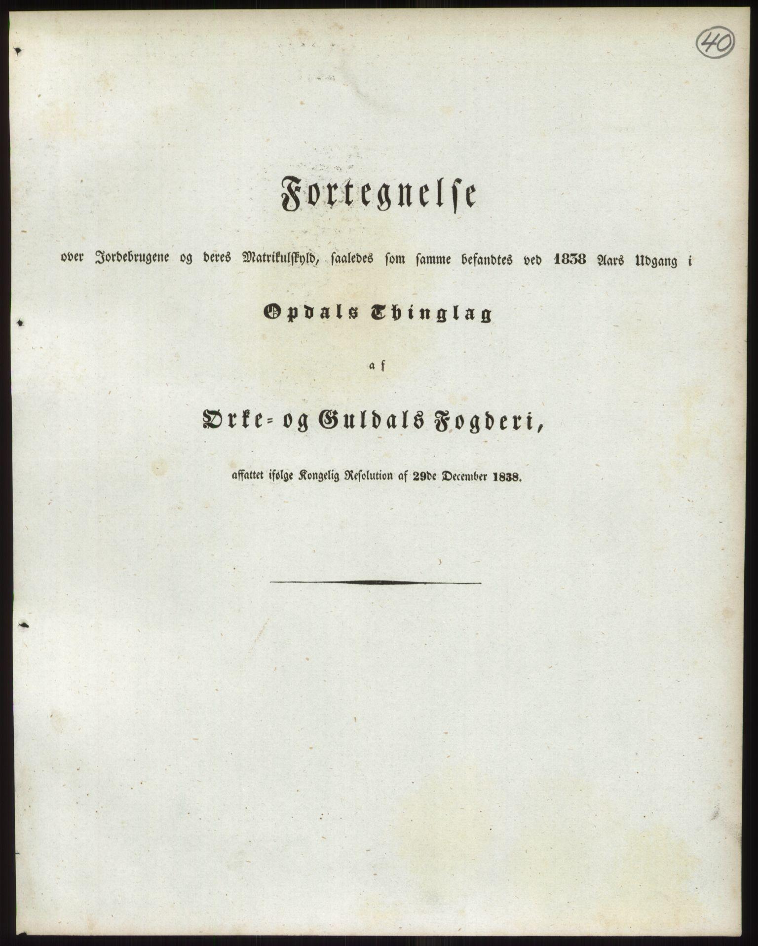 PUBL, Andre publikasjoner, -/Bind 15: Søndre Trondhjems amt, 1838, p. 68
