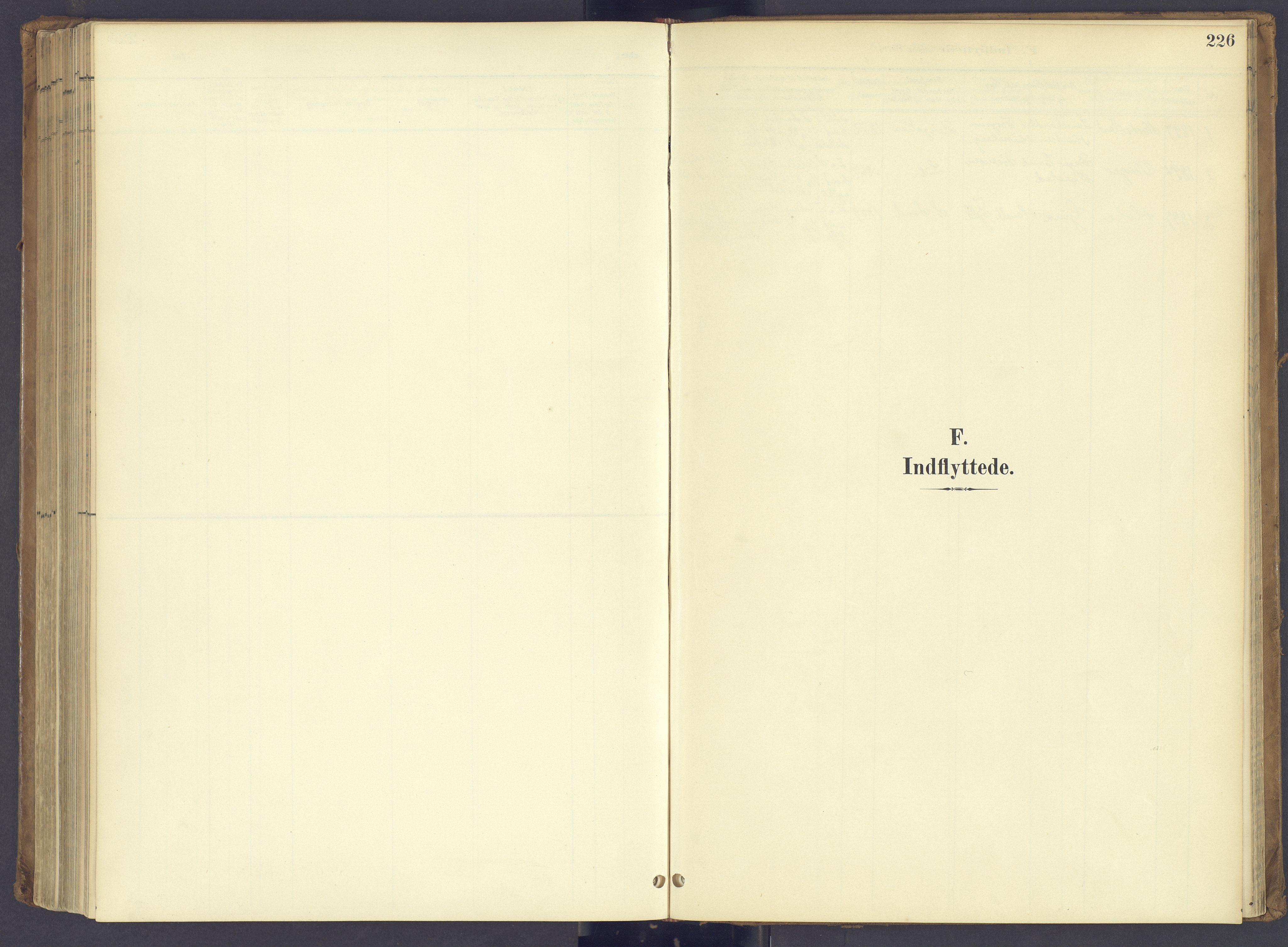 SAH, Søndre Land prestekontor, K/L0006: Parish register (official) no. 6, 1895-1904, p. 226