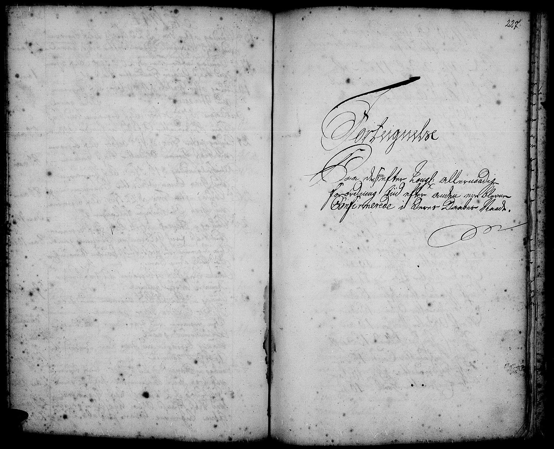 SAH, Gran prestekontor, Parish register (official) no. 2, 1732-1744, p. 227