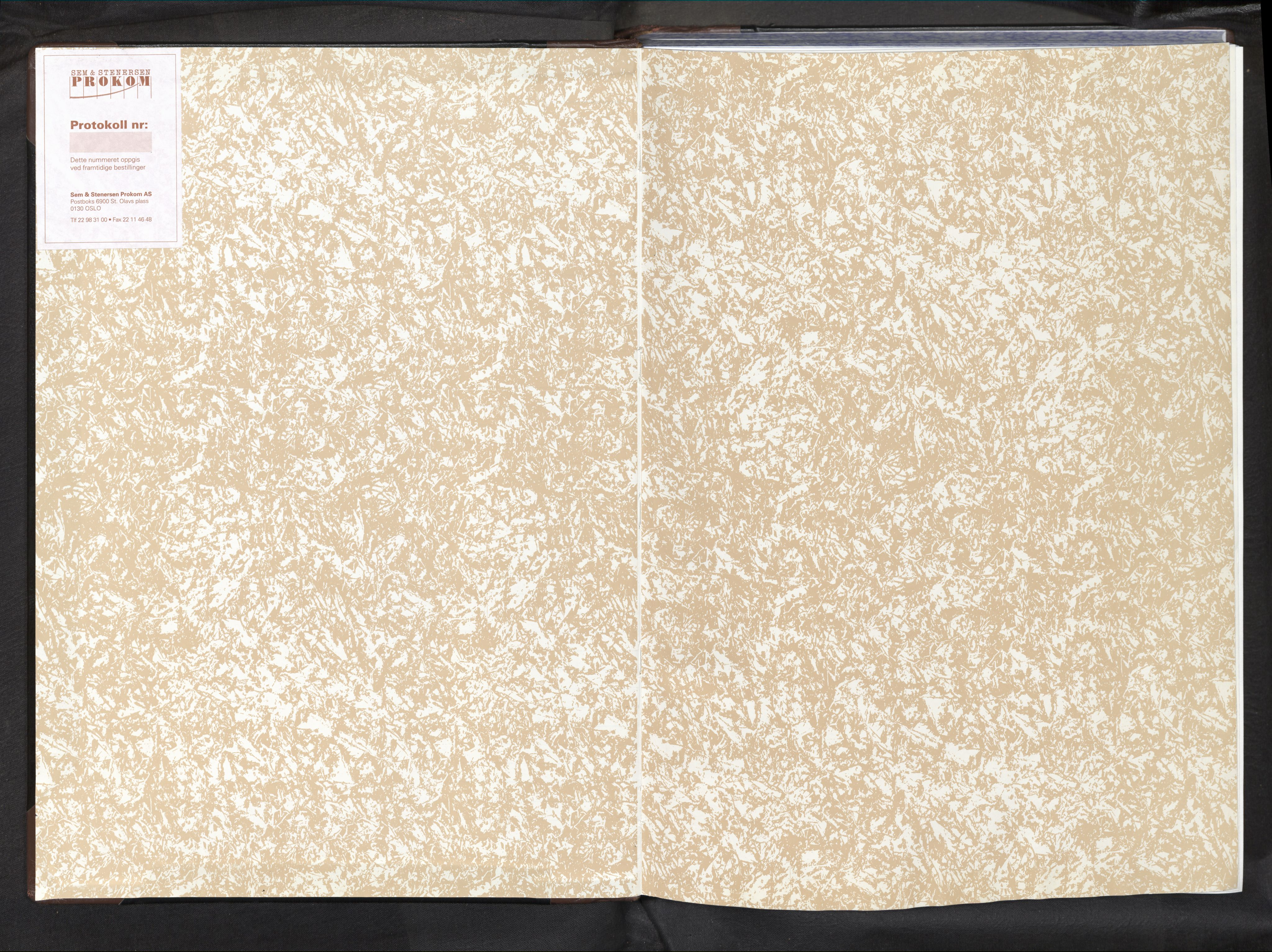 SAB, Domkirken Sokneprestembete, H/Haa: Parish register (official) no. B 1, 2002-2011