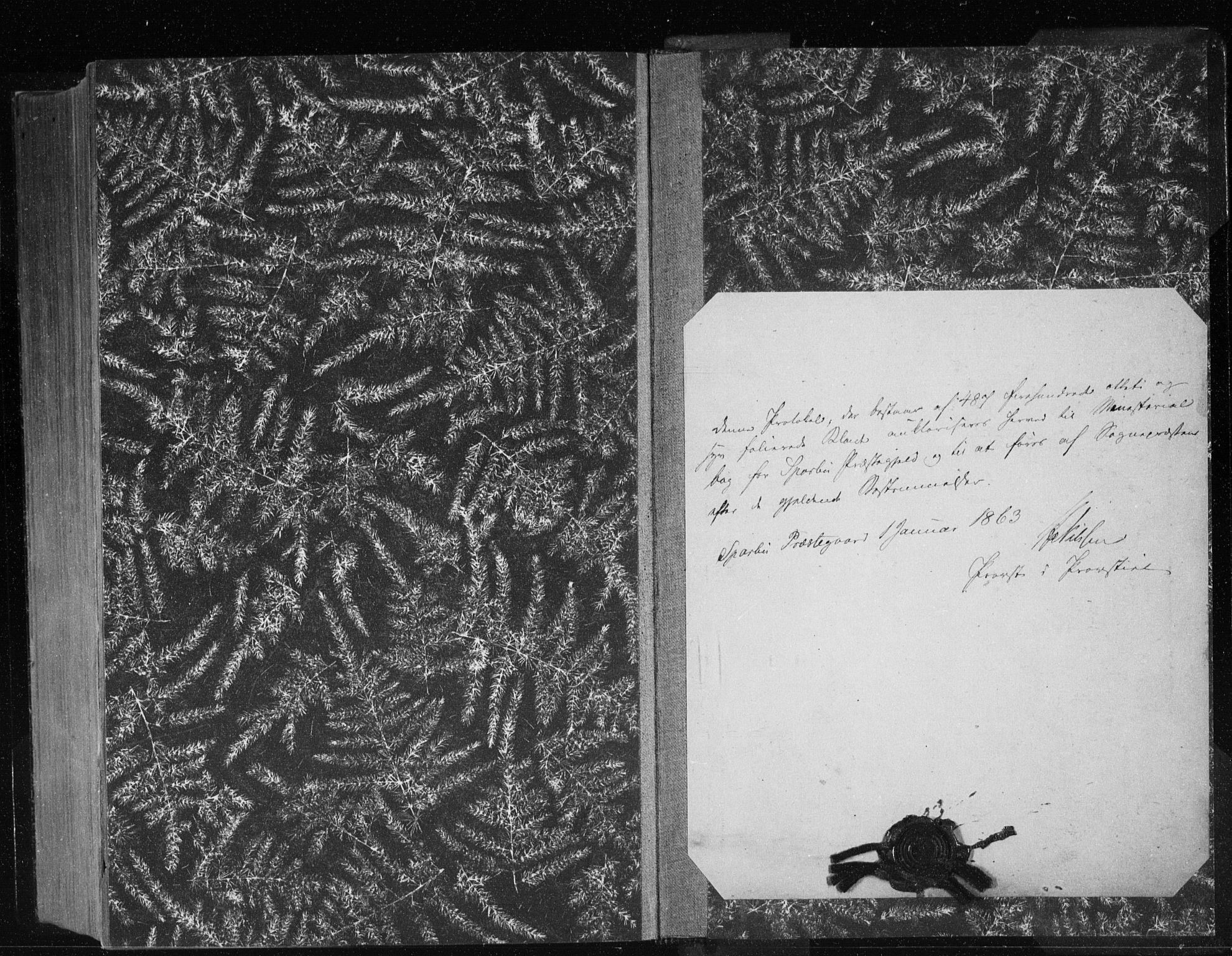SAT, Ministerialprotokoller, klokkerbøker og fødselsregistre - Nord-Trøndelag, 735/L0345: Parish register (official) no. 735A08 /1, 1863-1872