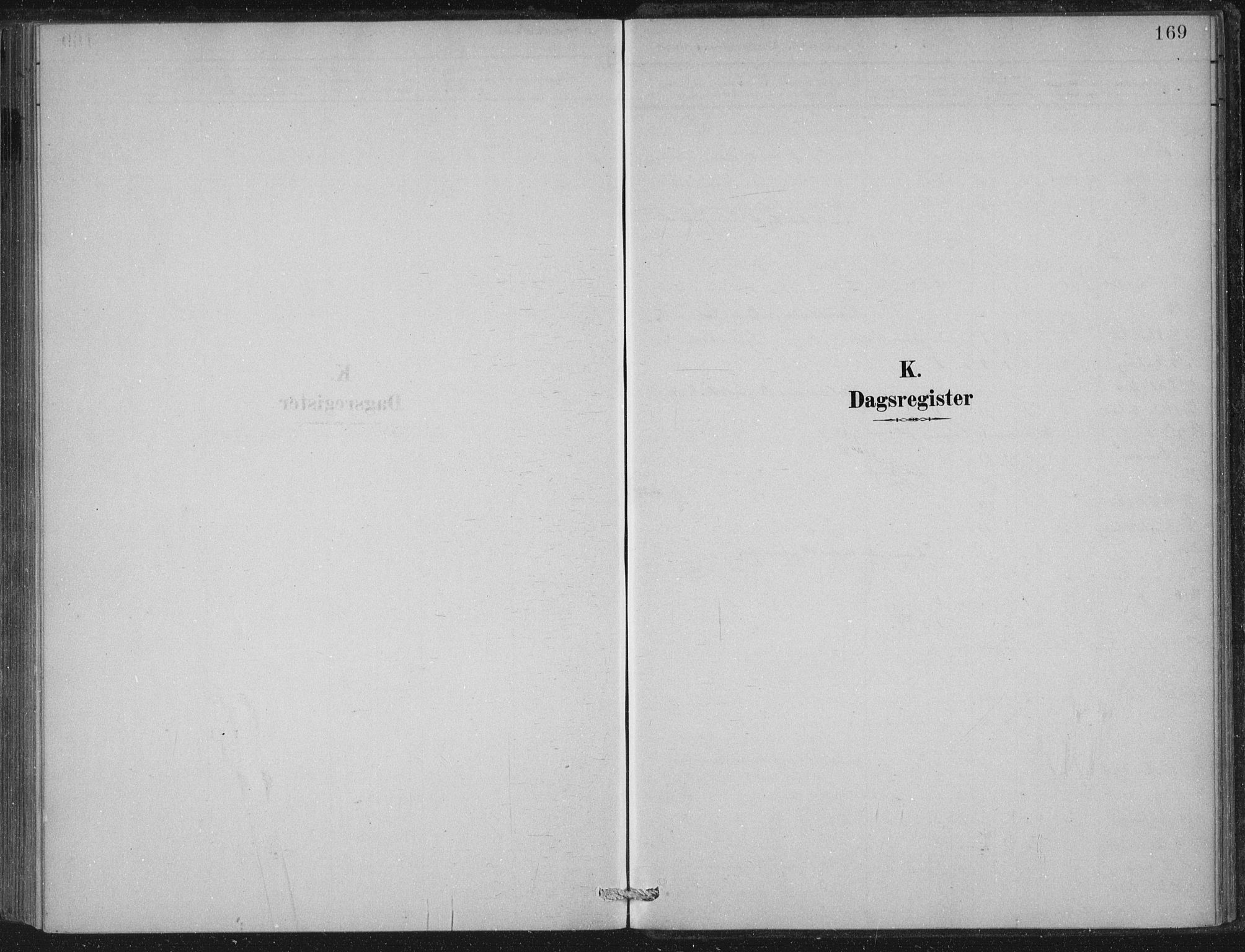 SAB, Lærdal Sokneprestembete, Parish register (official) no. C  1, 1878-1911, p. 169