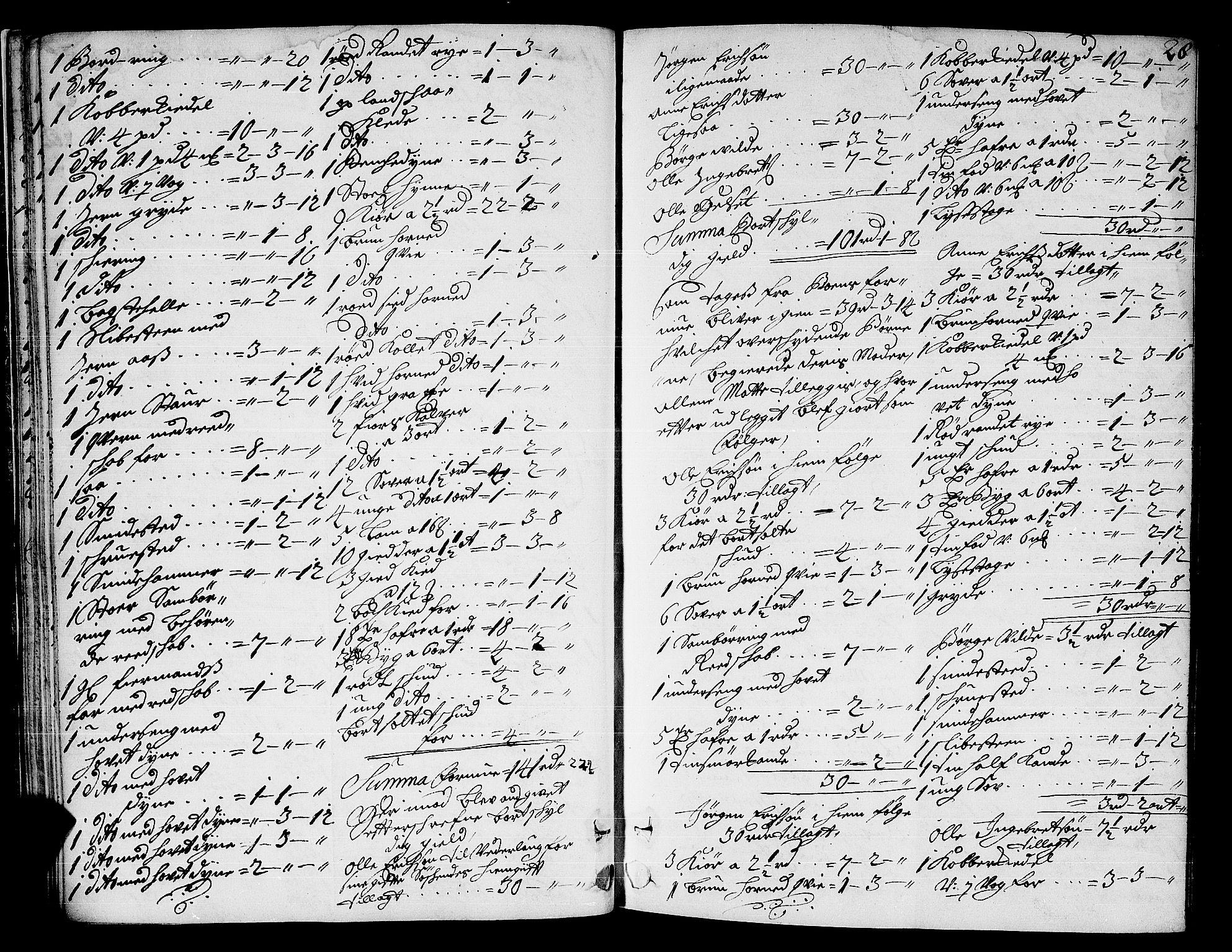 SAT, Romsdal sorenskriveri, 3/3A/L0004: Skifteprotokoll, 1702-1706, p. 27b-28a