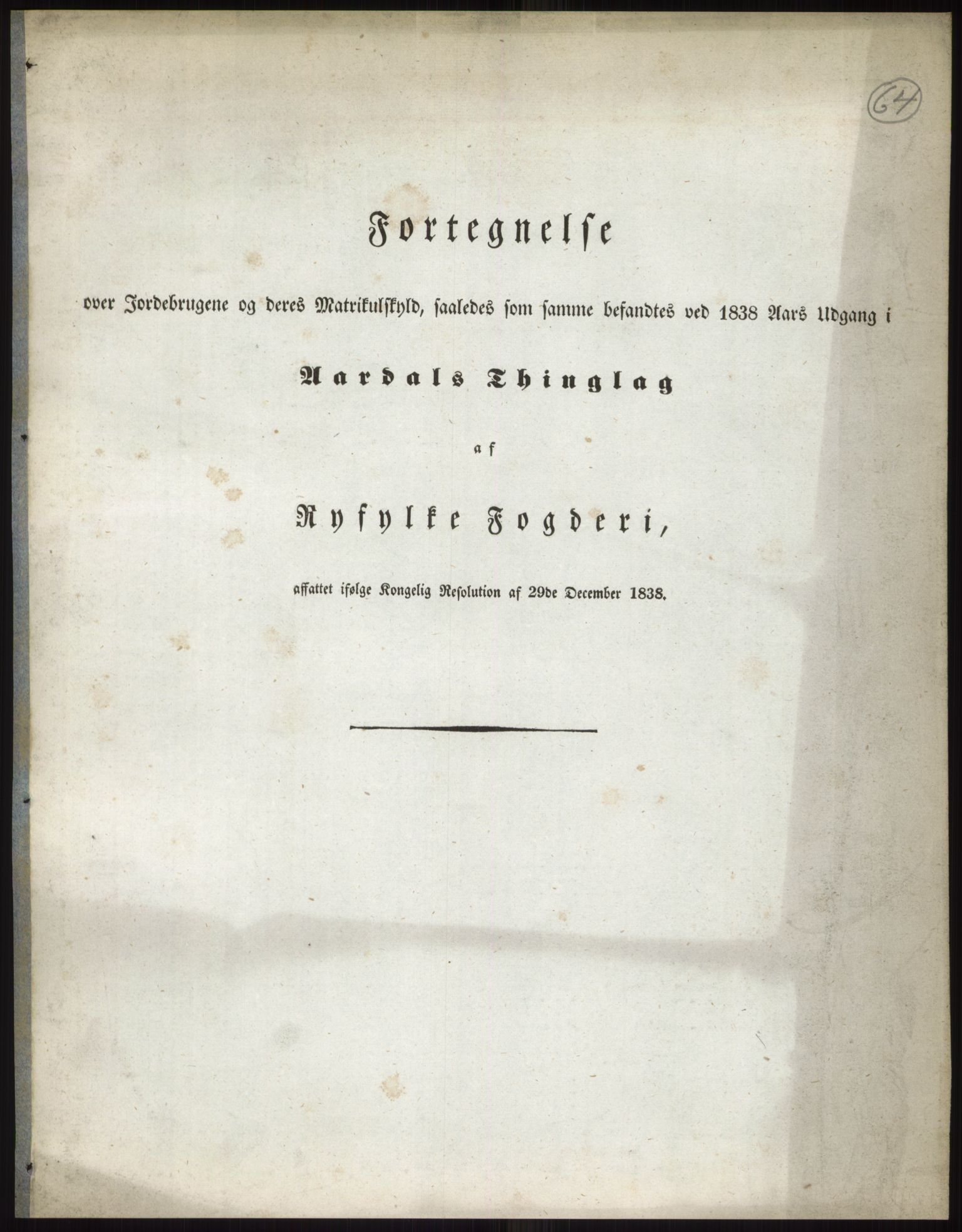 PUBL, Andre publikasjoner, -/Bind 10: Stavanger amt, 1838, p. 100