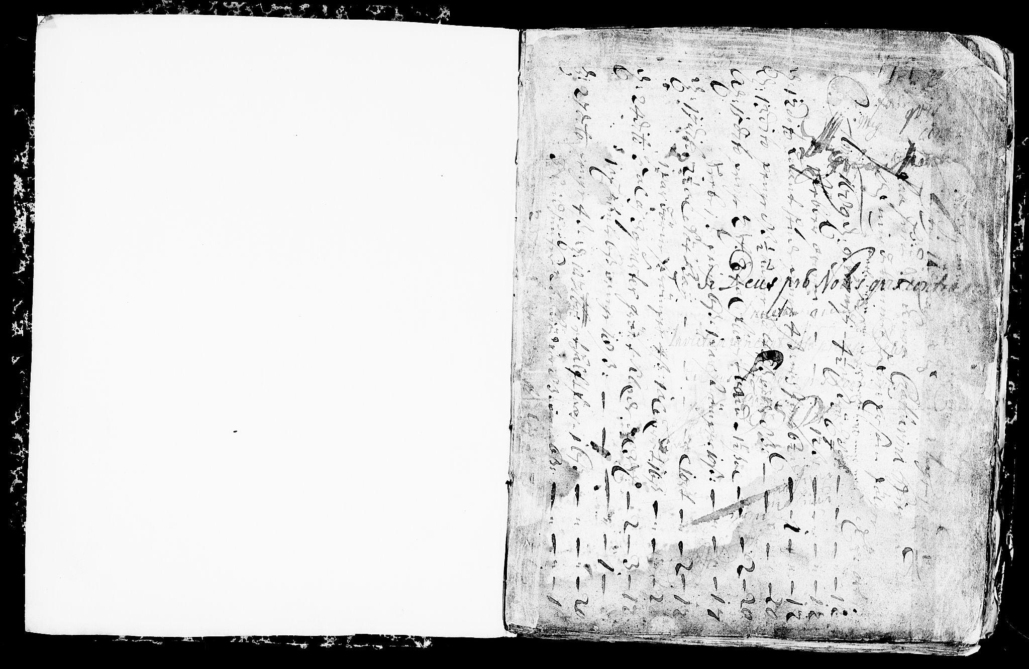SAST, Høyland sokneprestkontor, 30BA/L0001: Parish register (official) no. A 1, 1691-1732