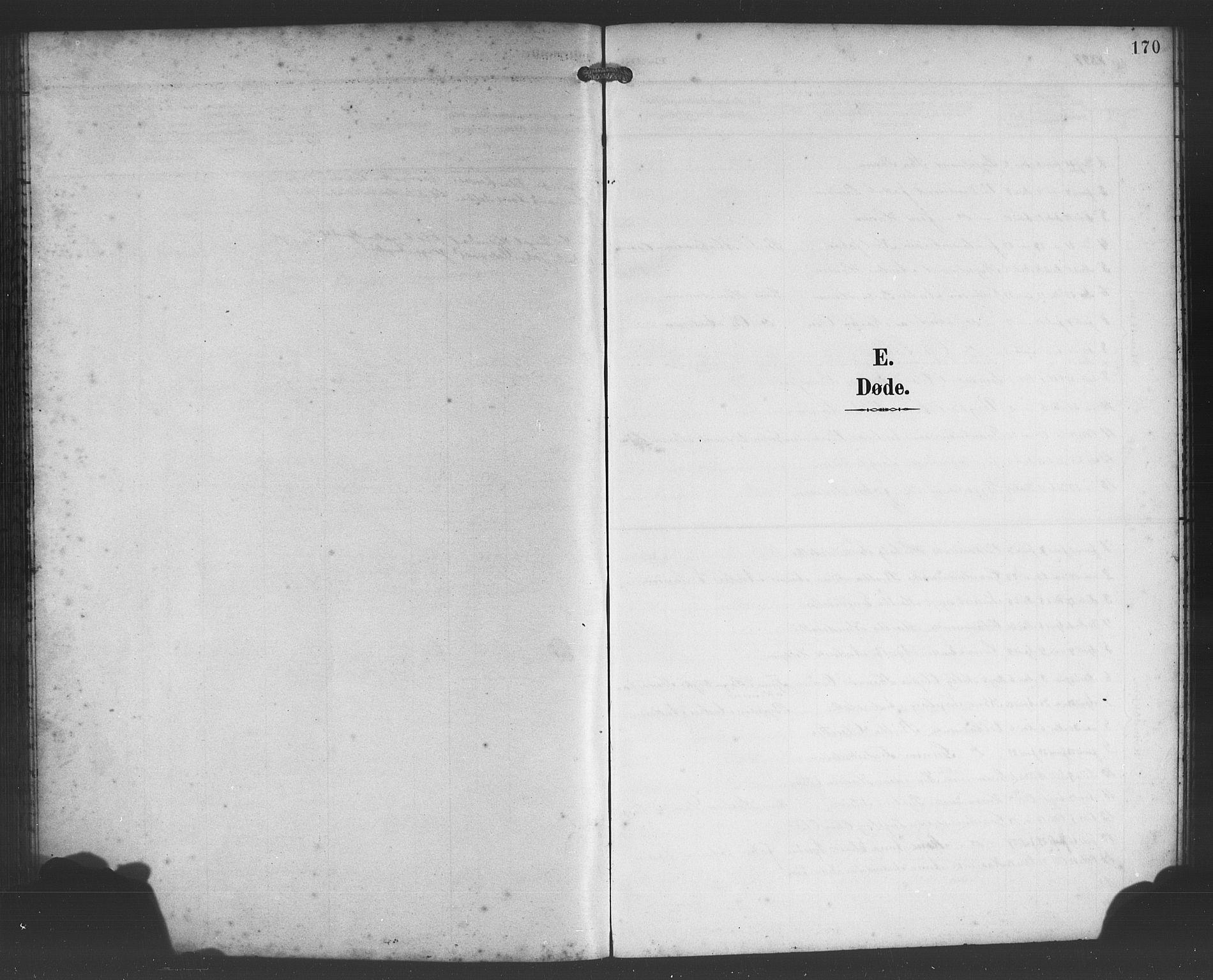 SAB, Os sokneprestembete*, Parish register (copy) no. A 3, 1897-1913, p. 170
