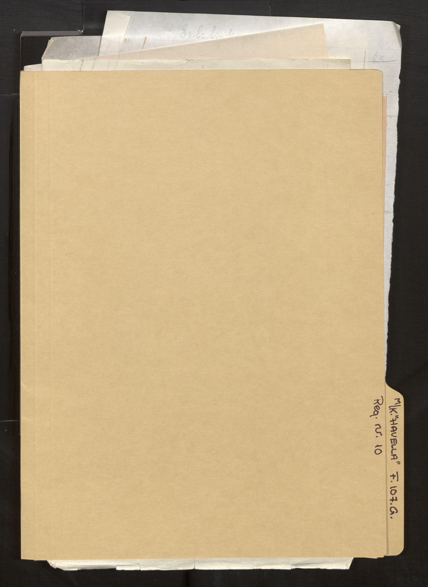 SAB, Fiskeridirektoratet - 1 Adm. ledelse - 13 Båtkontoret, La/L0042: Statens krigsforsikring for fiskeflåten, 1936-1971, p. 416