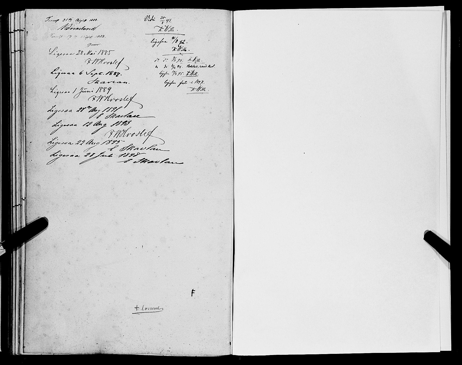 SAB, Os sokneprestembete*, Parish register (copy) no. A 2, 1880-1896, p. 147