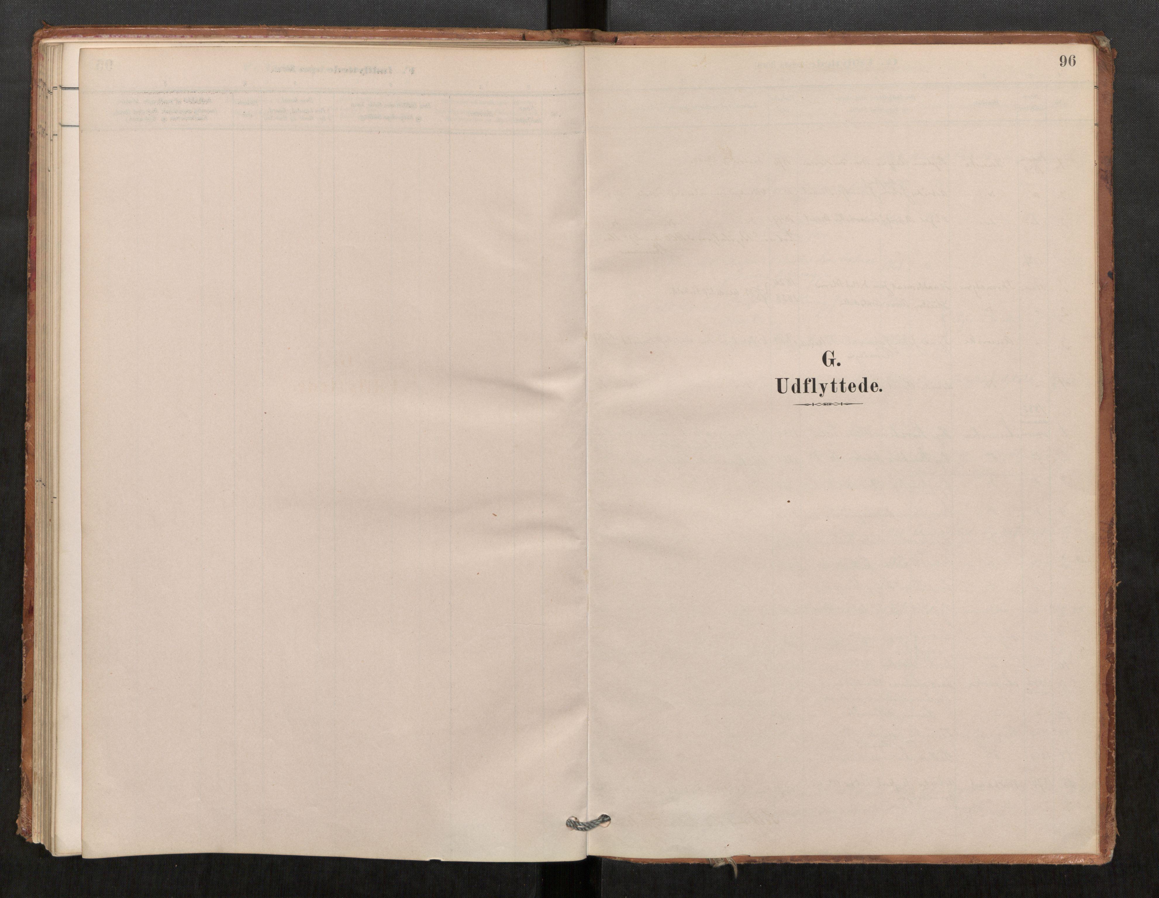 SAT, Klæbu sokneprestkontor, Parish register (official) no. 1, 1880-1900, p. 96