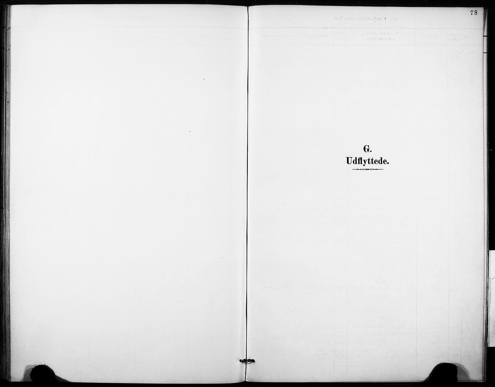 SAKO, Fyresdal kirkebøker, F/Fb/L0003: Parish register (official) no. II 3, 1887-1903, p. 78