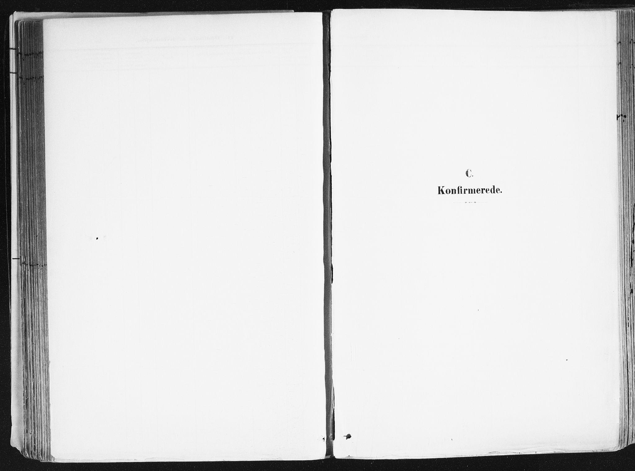 SAK, Arendal sokneprestkontor, Trefoldighet, F/Fa/L0010: Parish register (official) no. A 10, 1900-1919