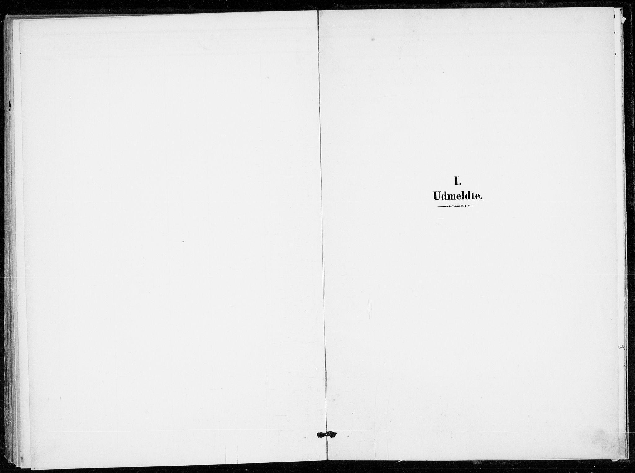 SAKO, Skåtøy kirkebøker, F/Fa/L0005: Parish register (official) no. I 5, 1901-1923