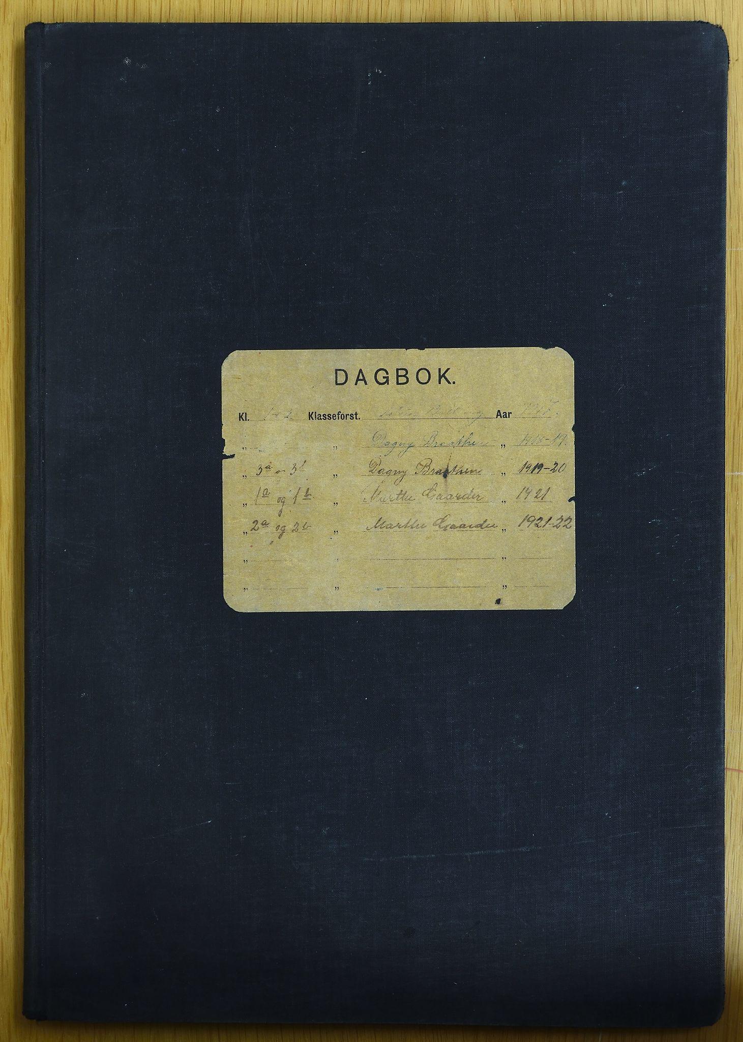 KVT, Vestre Toten kommunearkiv*, -, 1917-1924