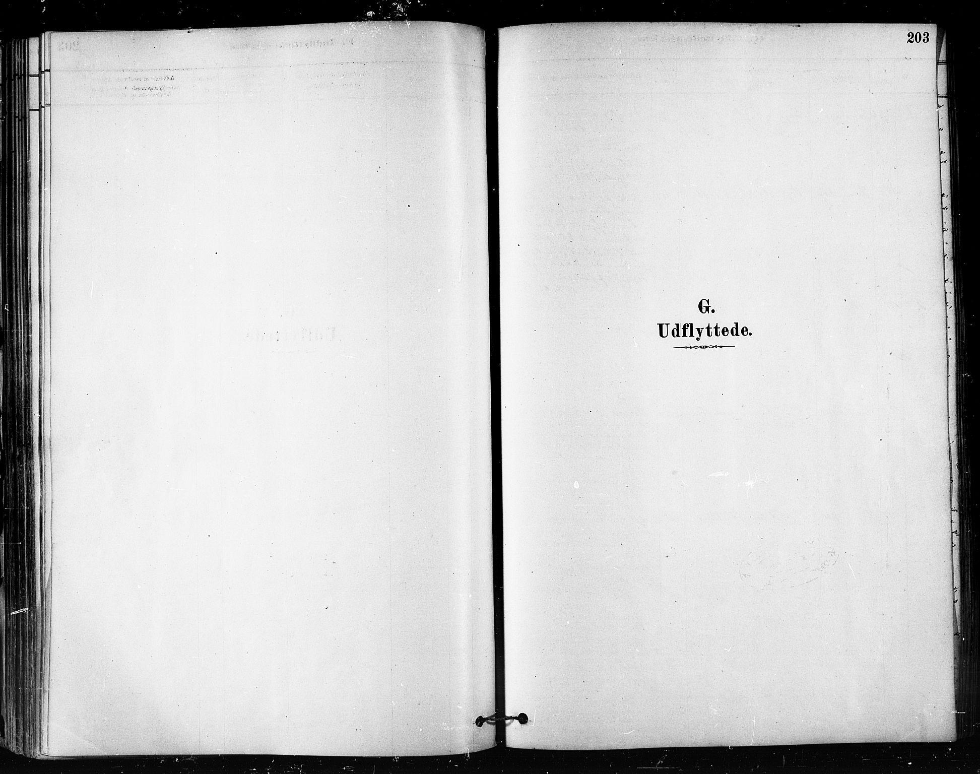 SATØ, Talvik sokneprestkontor, H/Ha/L0012kirke: Parish register (official) no. 12, 1878-1886, p. 203