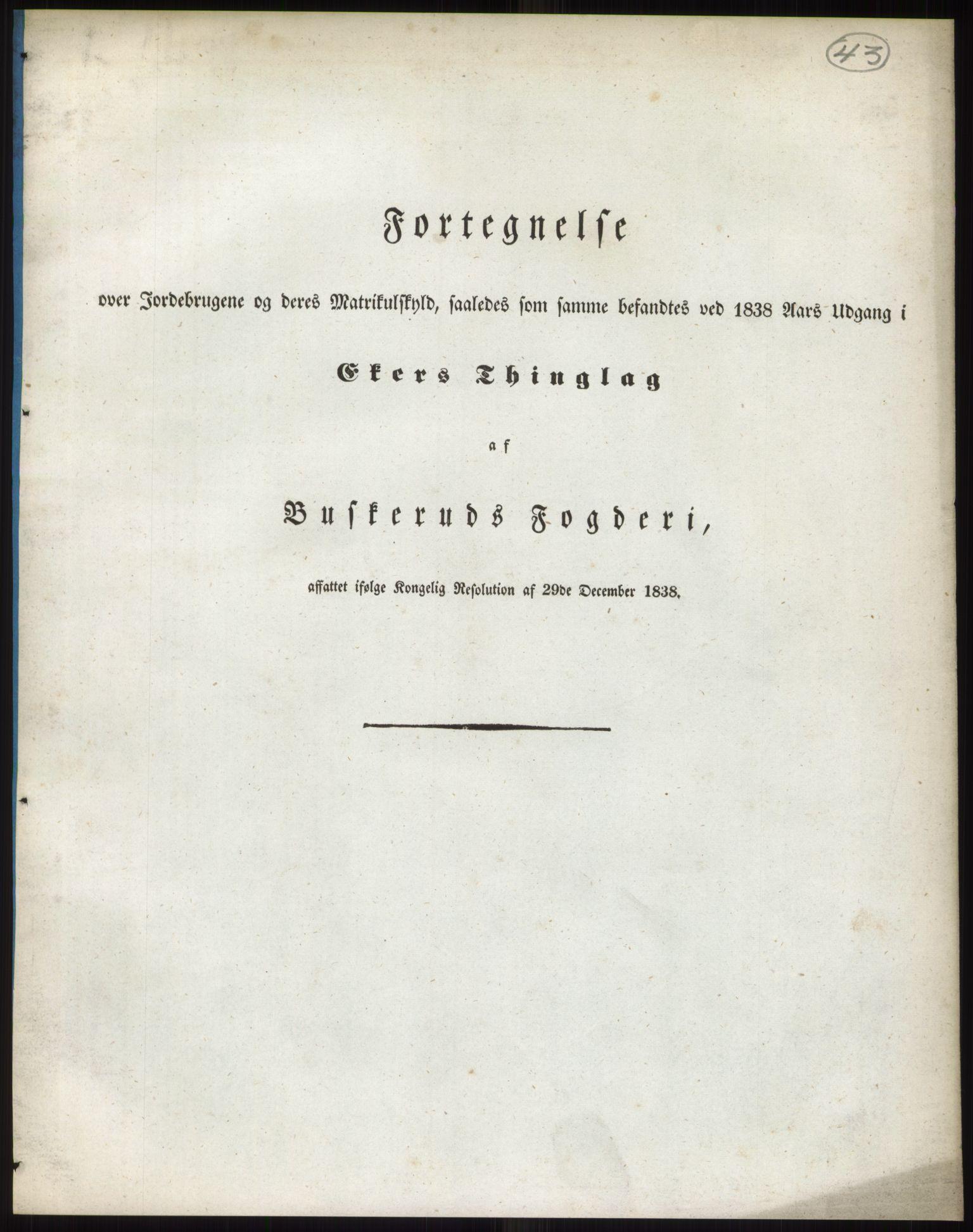 PUBL, Andre publikasjoner, -/Bind 5: Buskerud amt, 1838, p. 77