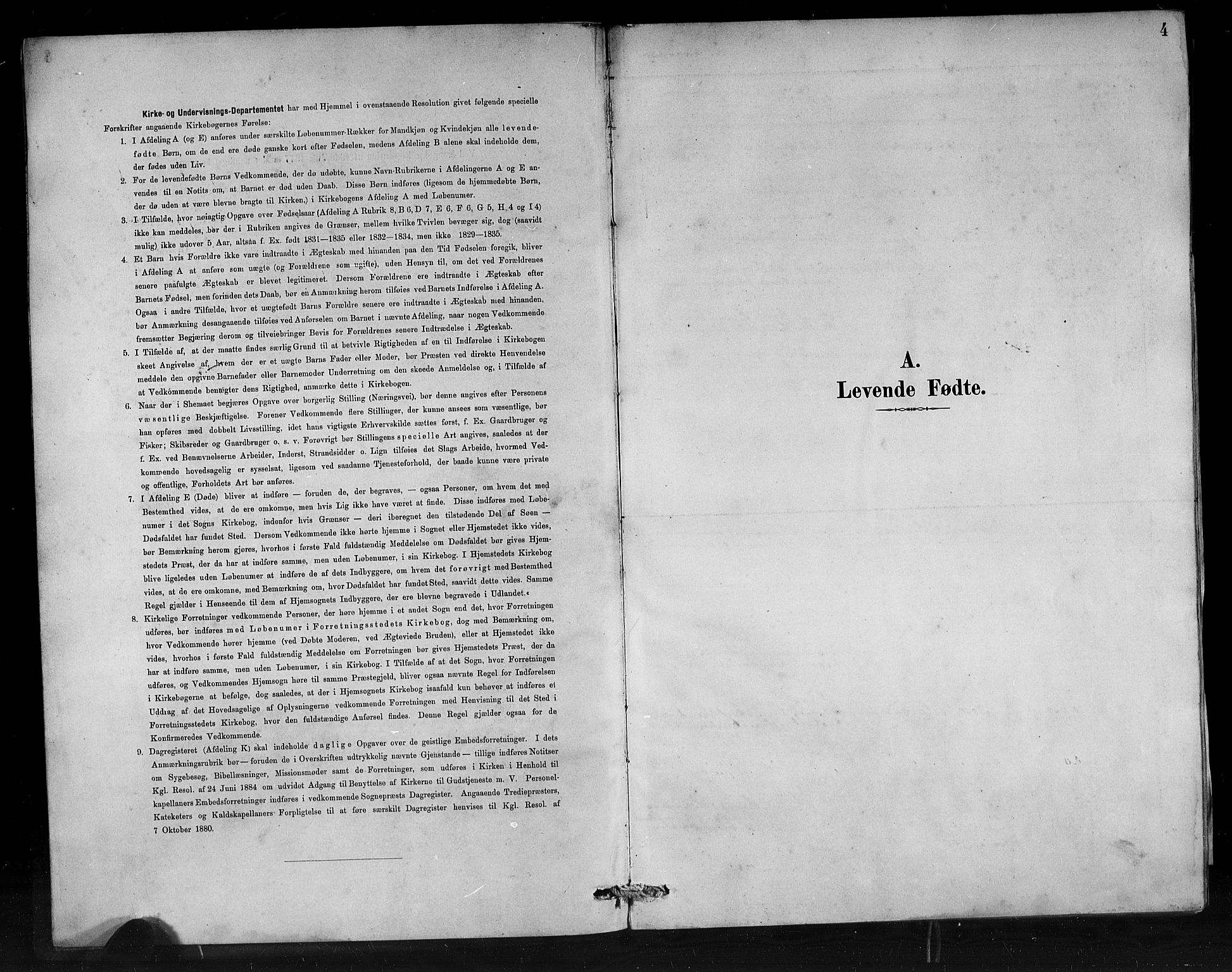 SAB, Den norske sjømannsmisjon i utlandet/Syd-Amerika (Buenos Aires m.fl.), H/Ha/L0001: Parish register (official) no. A 1, 1888-1898, p. 4