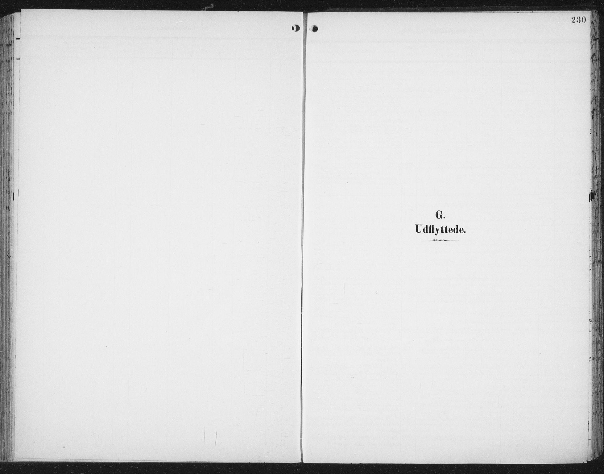 SAT, Ministerialprotokoller, klokkerbøker og fødselsregistre - Nord-Trøndelag, 701/L0011: Parish register (official) no. 701A11, 1899-1915, p. 230