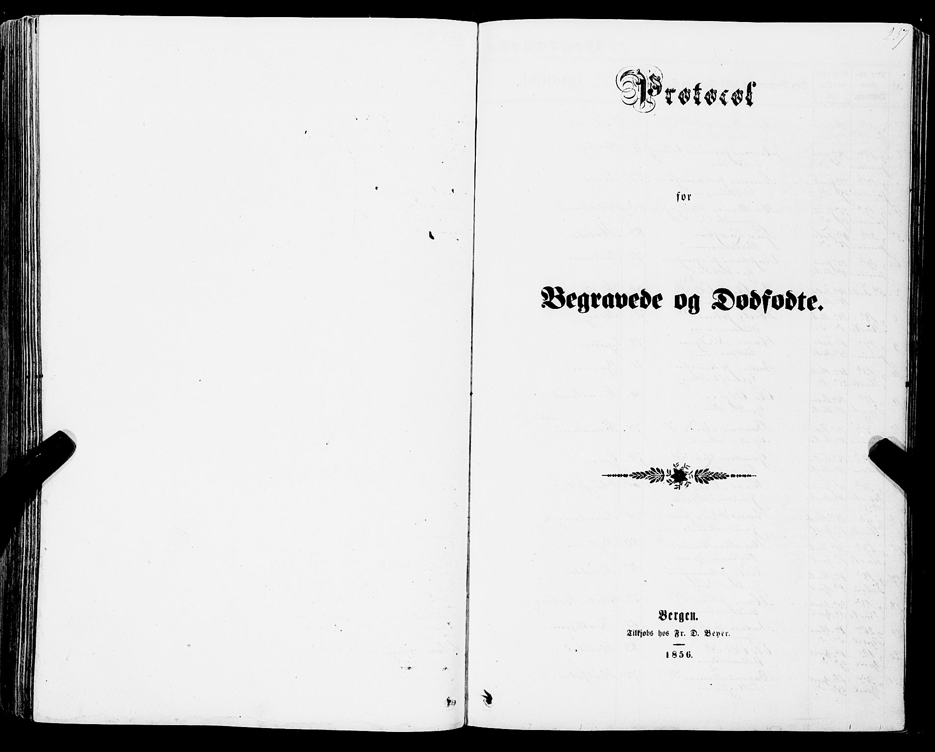 SAB, Os sokneprestembete*, Parish register (official) no. A 17, 1860-1873, p. 237