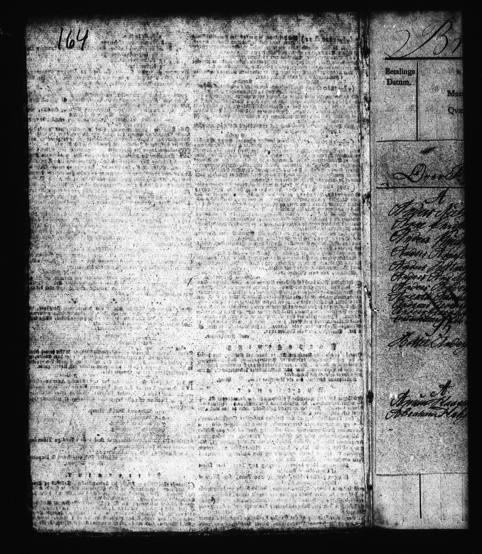 RA, Sjøetaten, F/L0165: Bragernes distrikt, bind 2, 1812