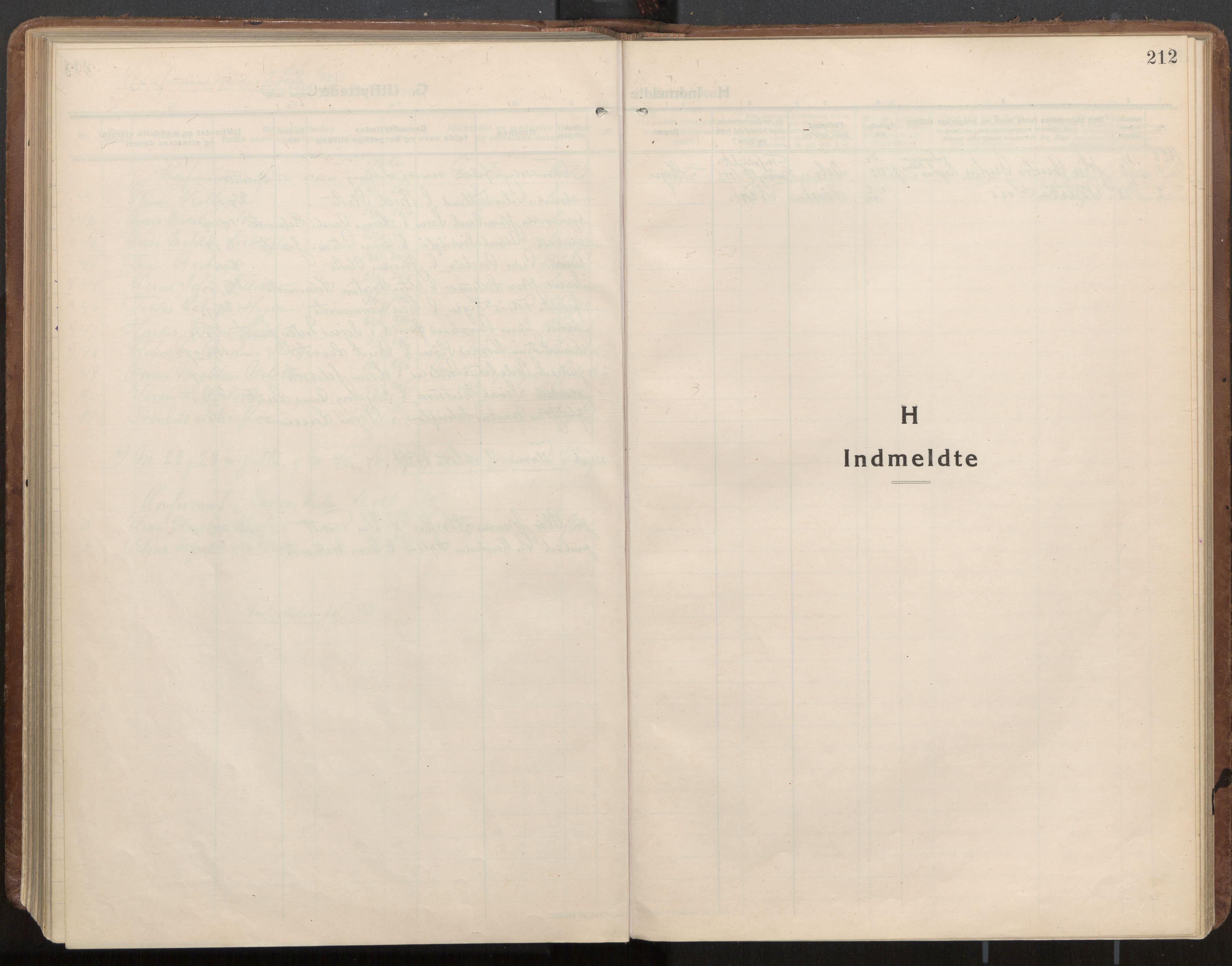 SAT, Ministerialprotokoller, klokkerbøker og fødselsregistre - Nord-Trøndelag, 703/L0037: Parish register (official) no. 703A10, 1915-1932, p. 212