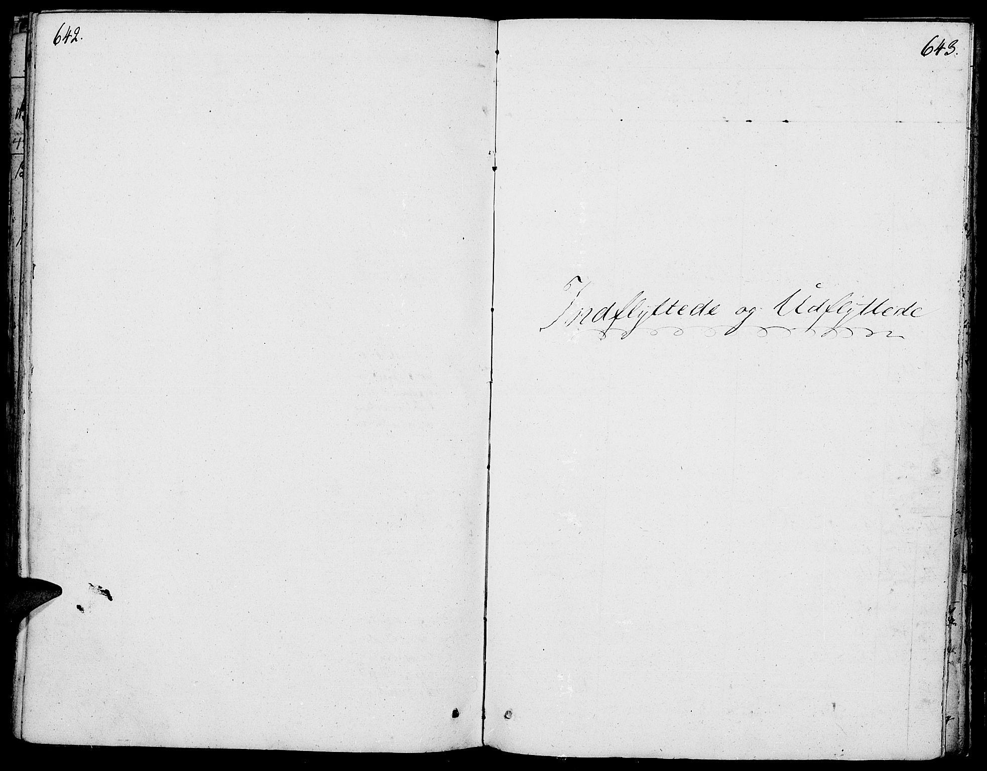 SAH, Løten prestekontor, K/Ka/L0006: Parish register (official) no. 6, 1832-1849, p. 642-643
