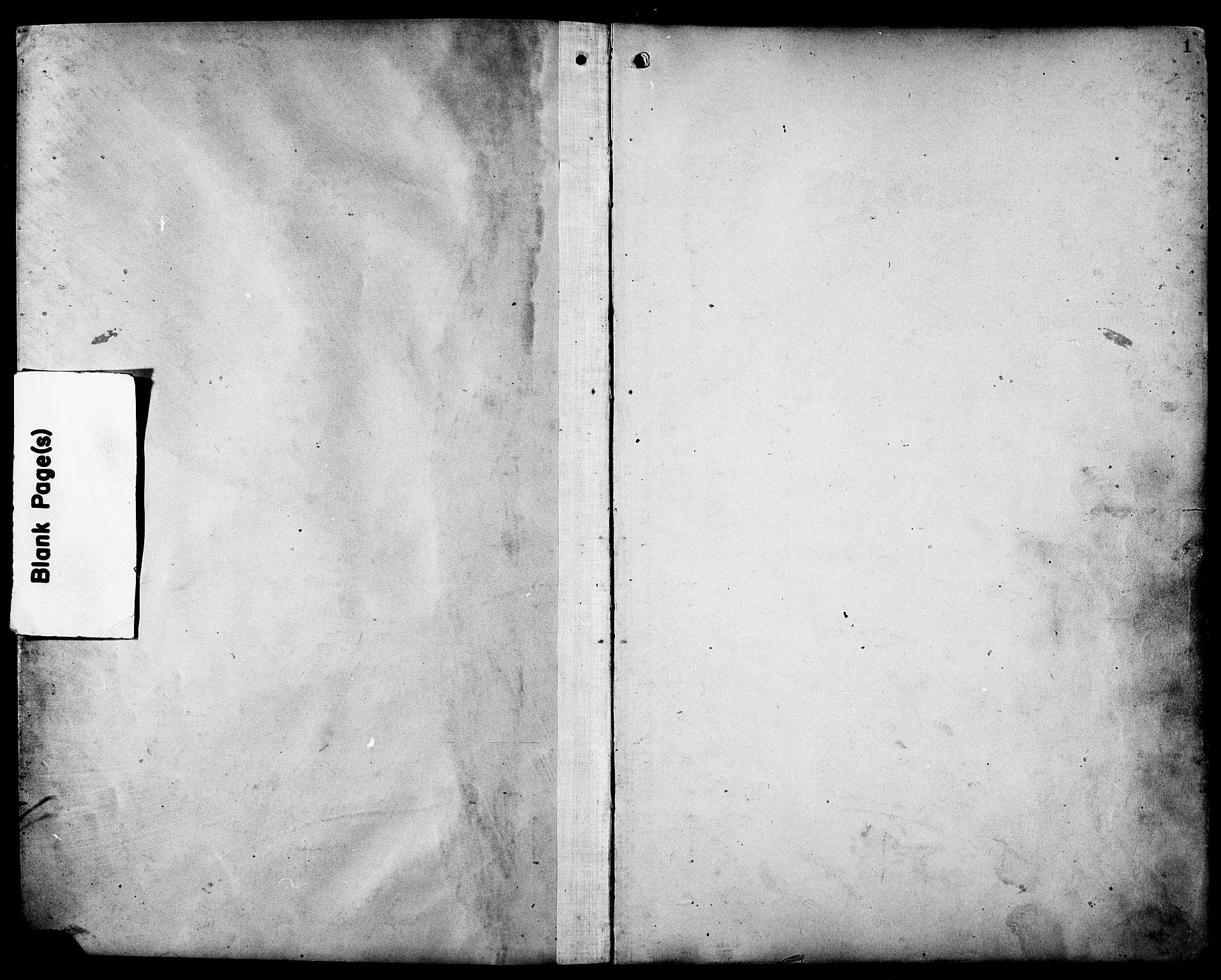 SAT, Ministerialprotokoller, klokkerbøker og fødselsregistre - Sør-Trøndelag, 692/L1112: Parish register (copy) no. 692C07, 1904-1918, p. 1