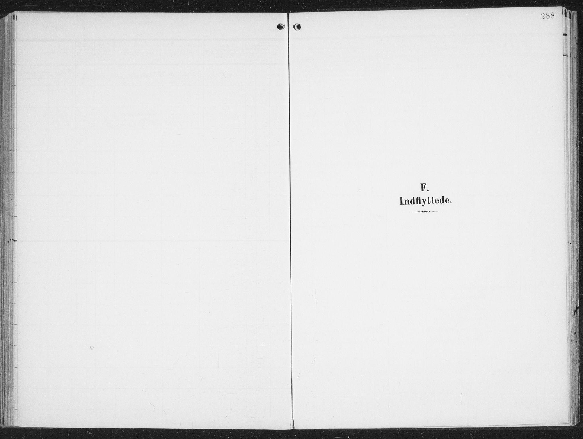 SATØ, Alta sokneprestkontor, H/Ha/L0005.kirke: Parish register (official) no. 5, 1904-1918, p. 288