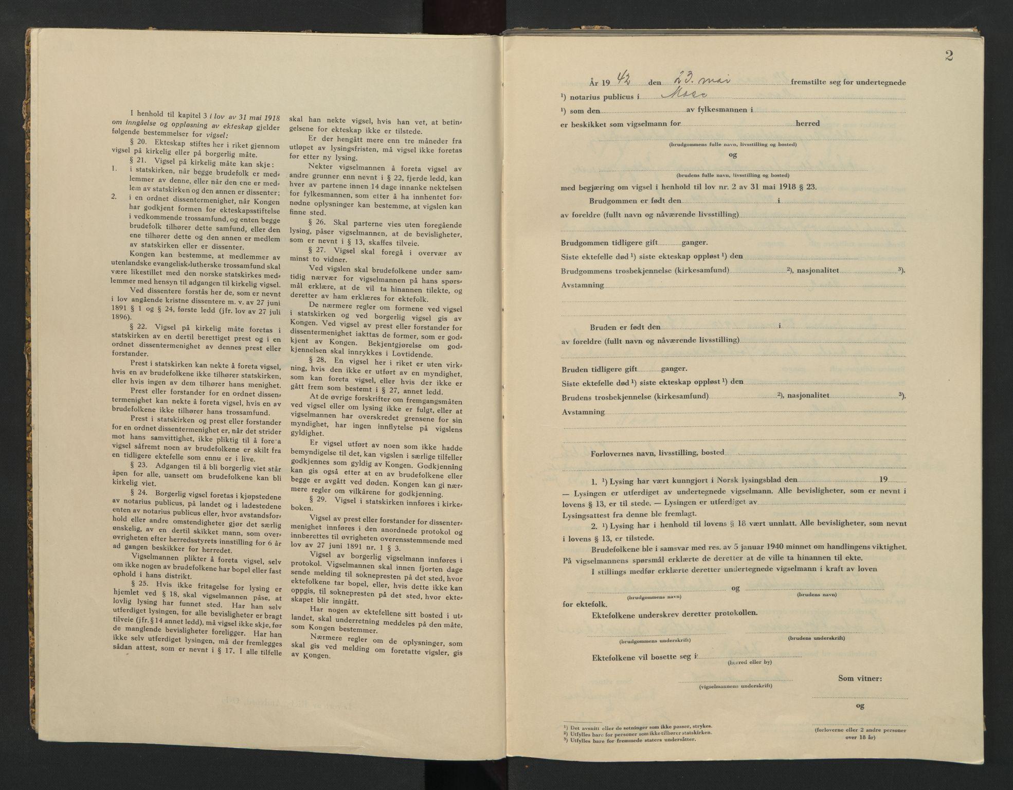 SAO, Moss sorenskriveri, 1942-1943, p. 2